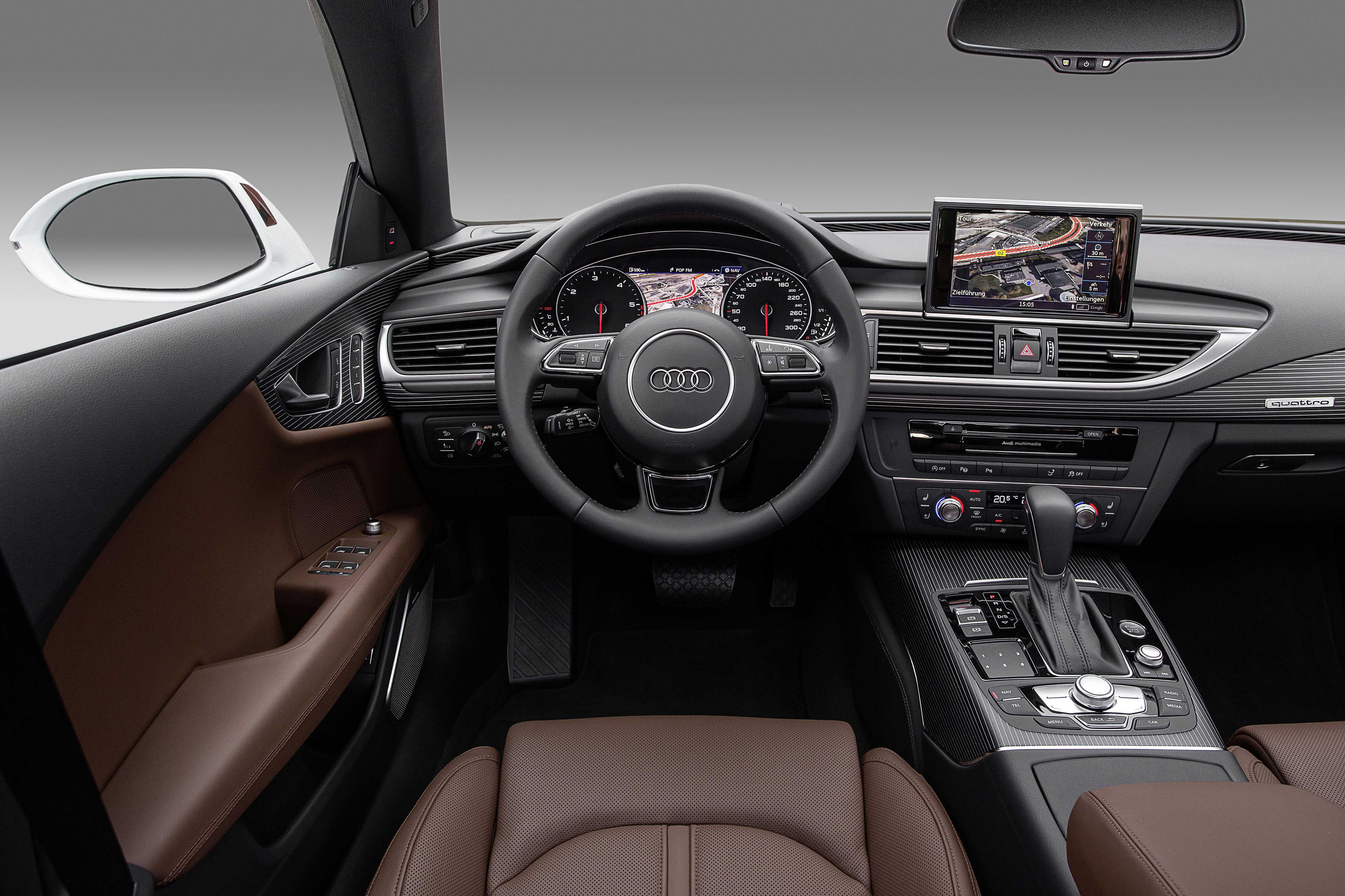 Kelebihan Audi A7 2017 Perbandingan Harga