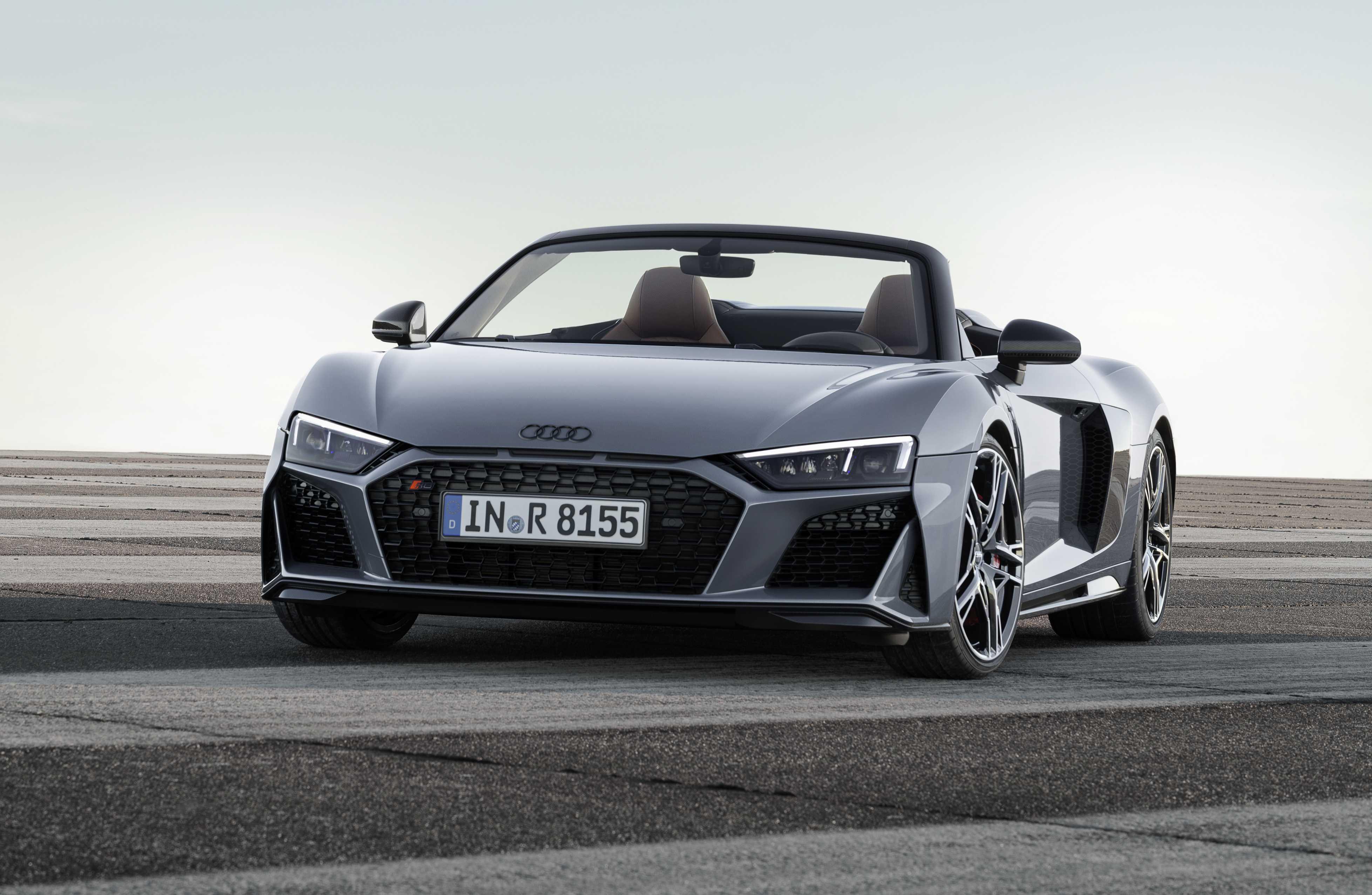 Audi R8 Pris