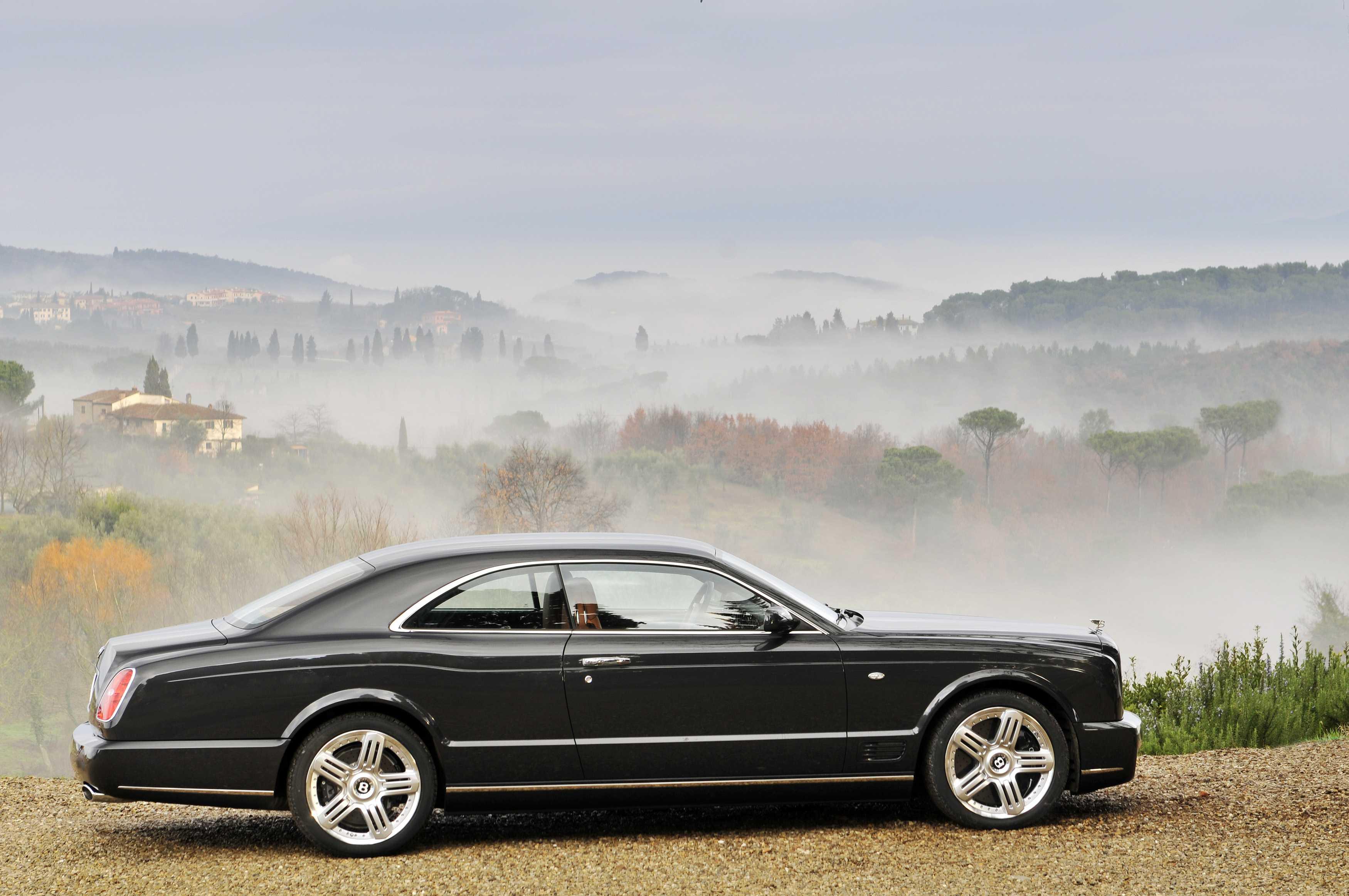 Bentley brooklands vanachro Choice Image