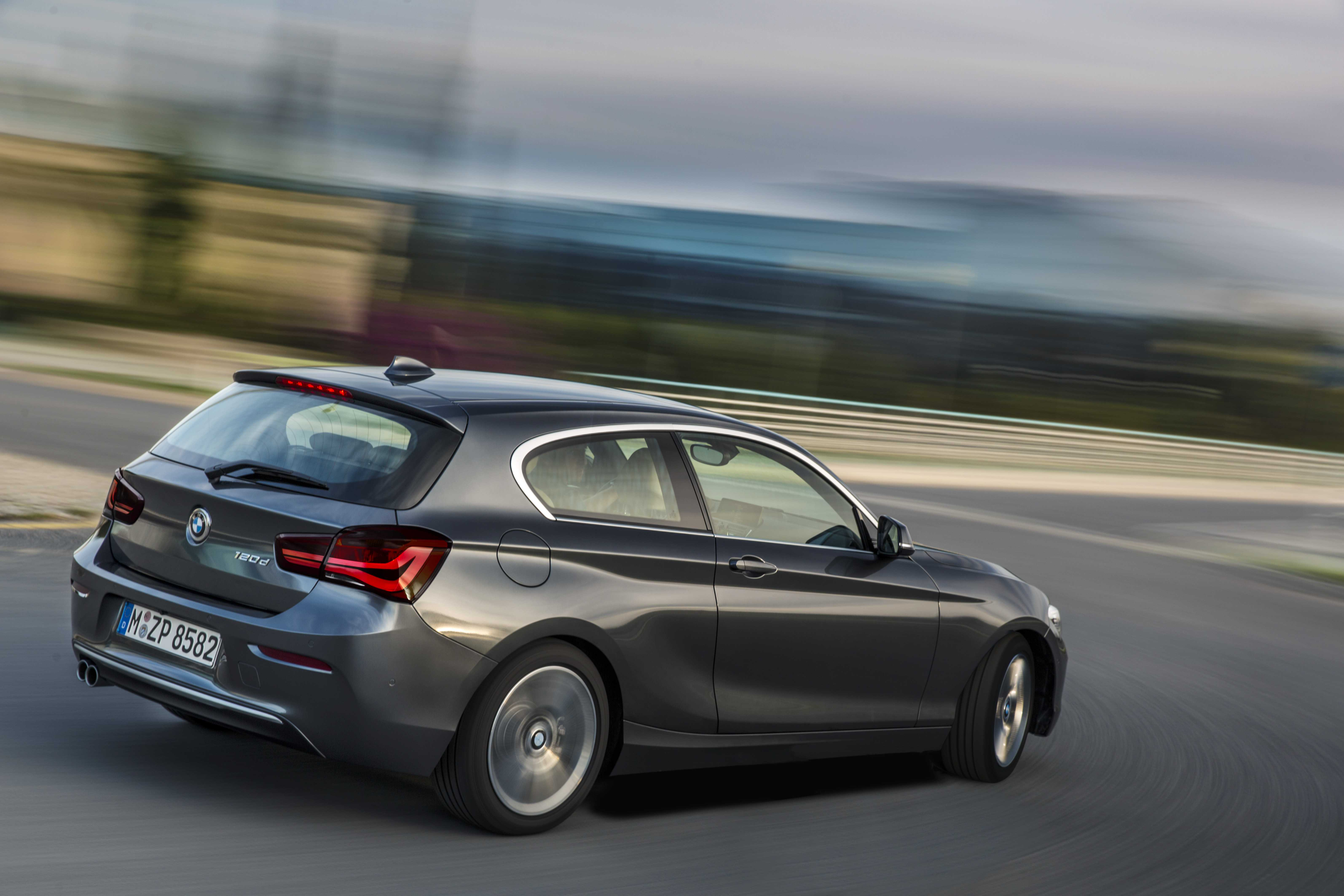 BMW Series F LCI - Bmw 1 series 2015