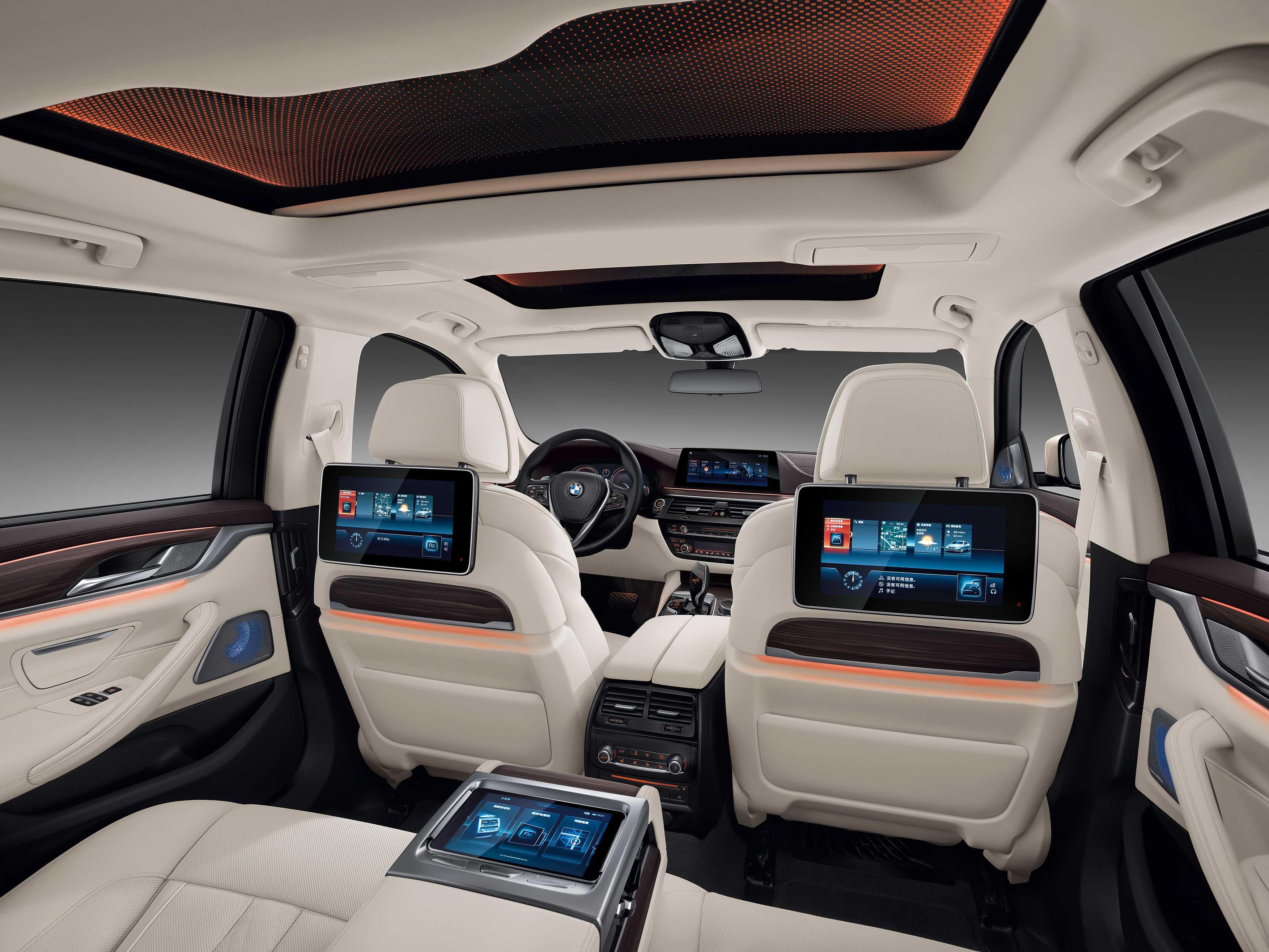 Bmw 5 Series Sedan Lwb G38 2017 2020