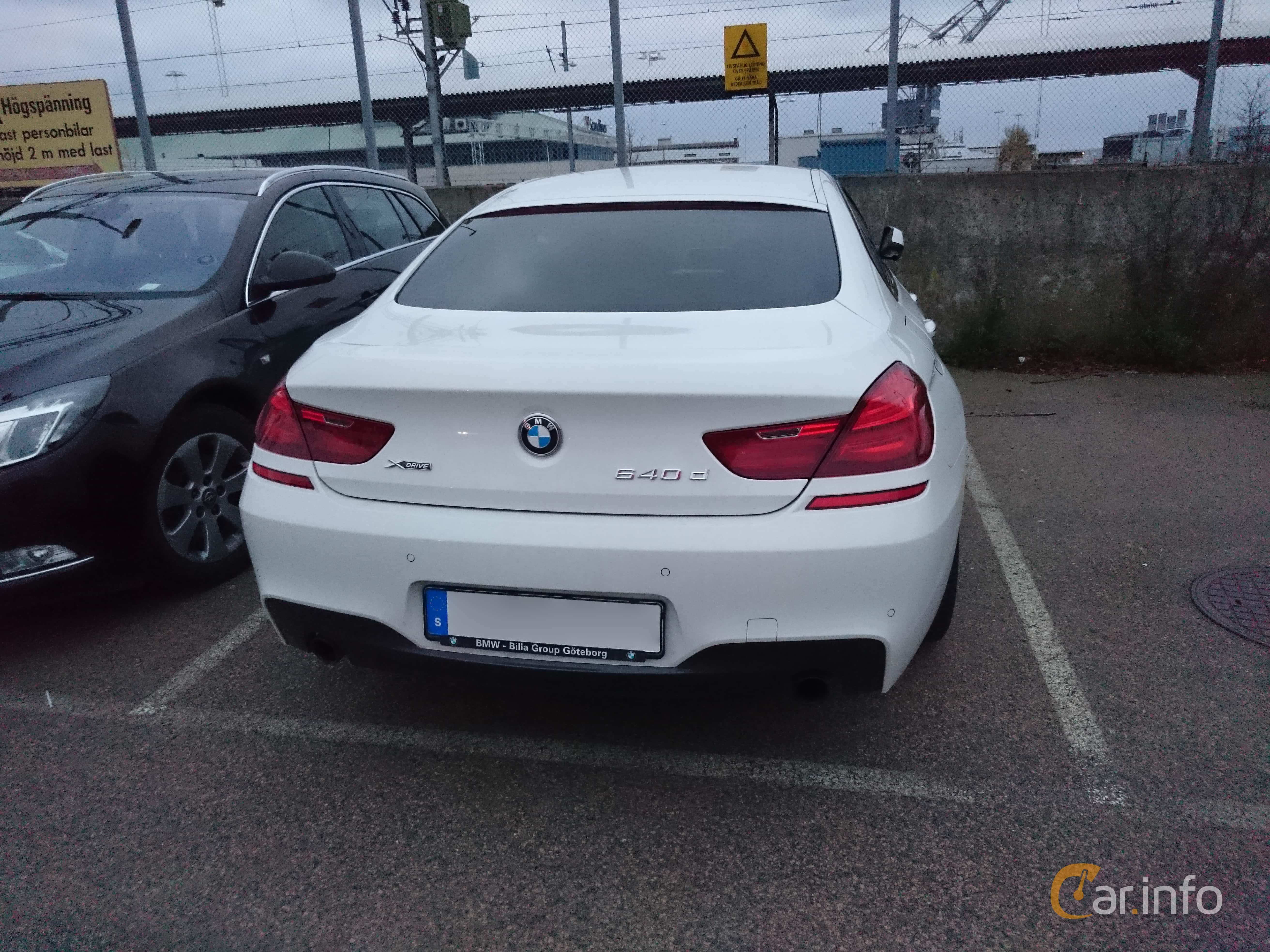 BMW 6 Series Gran Coupé F06 by sebastianjohansson