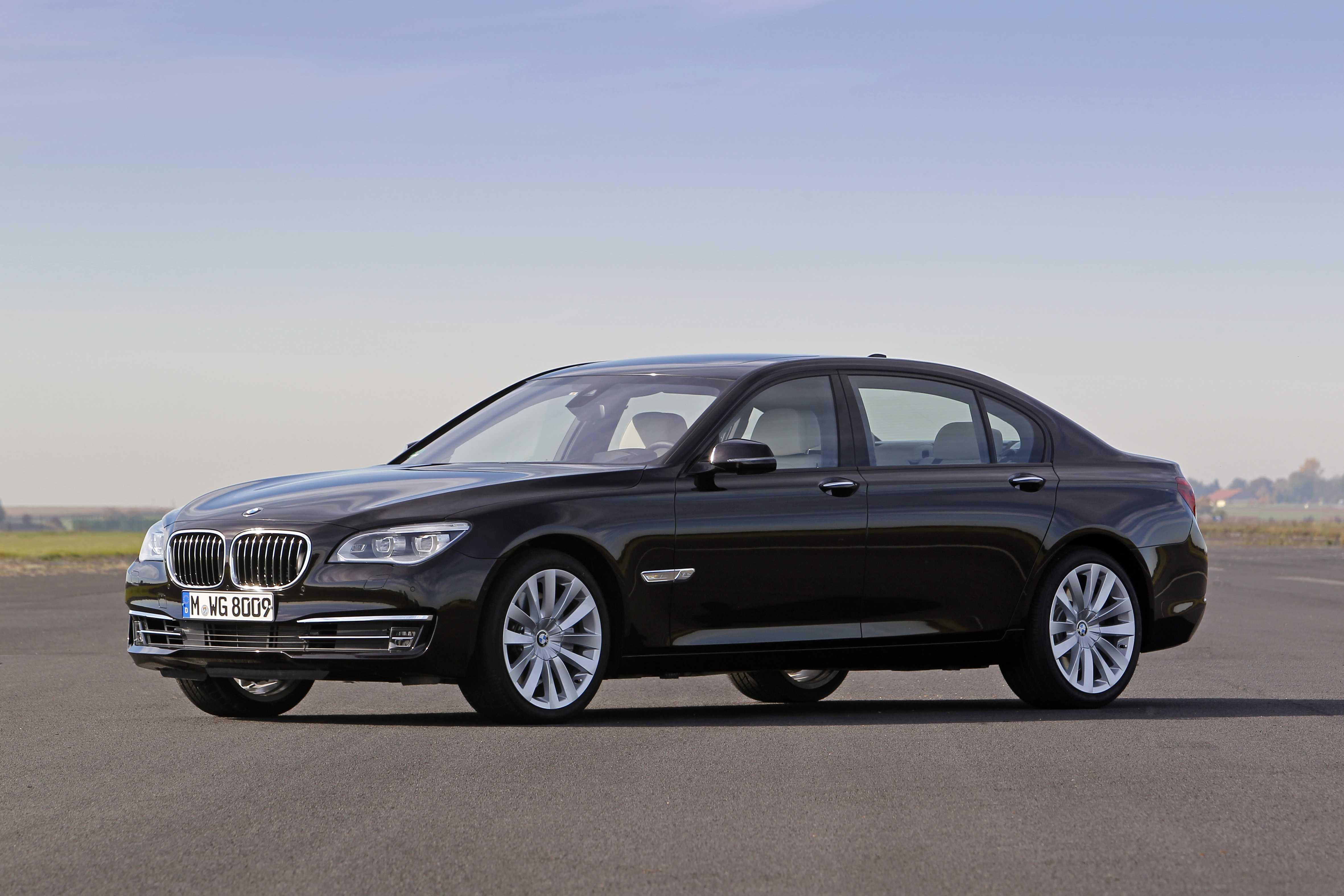 BMW 760i F01 544ps, (2009 - 2012)