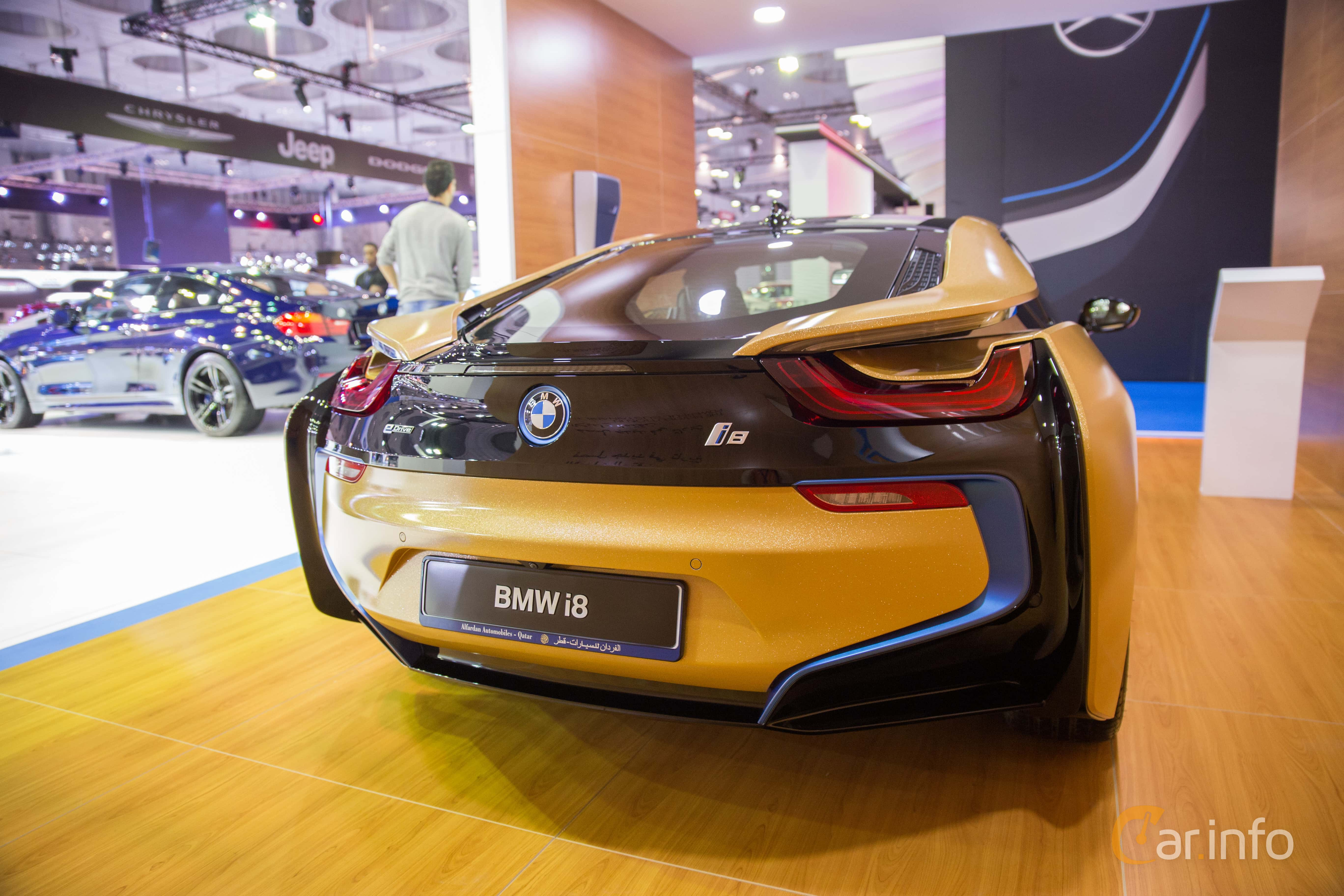 7 Images Of Bmw I8 1 5 7 1 Kwh Steptronic 362hp 2016 By Franzhaenel
