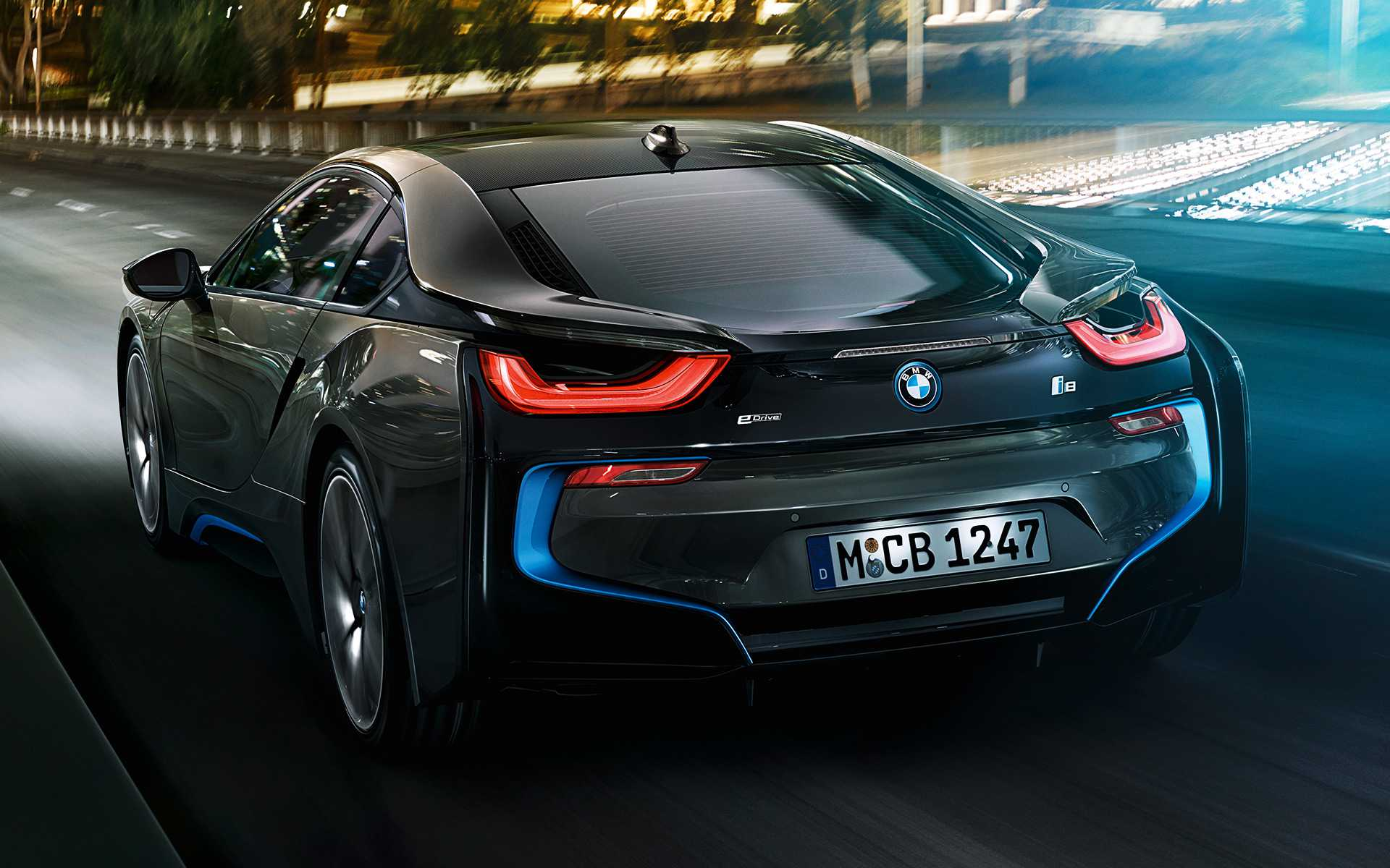 Bmw I8 1 5 7 2 Kwh Single Speed 354hp 2011