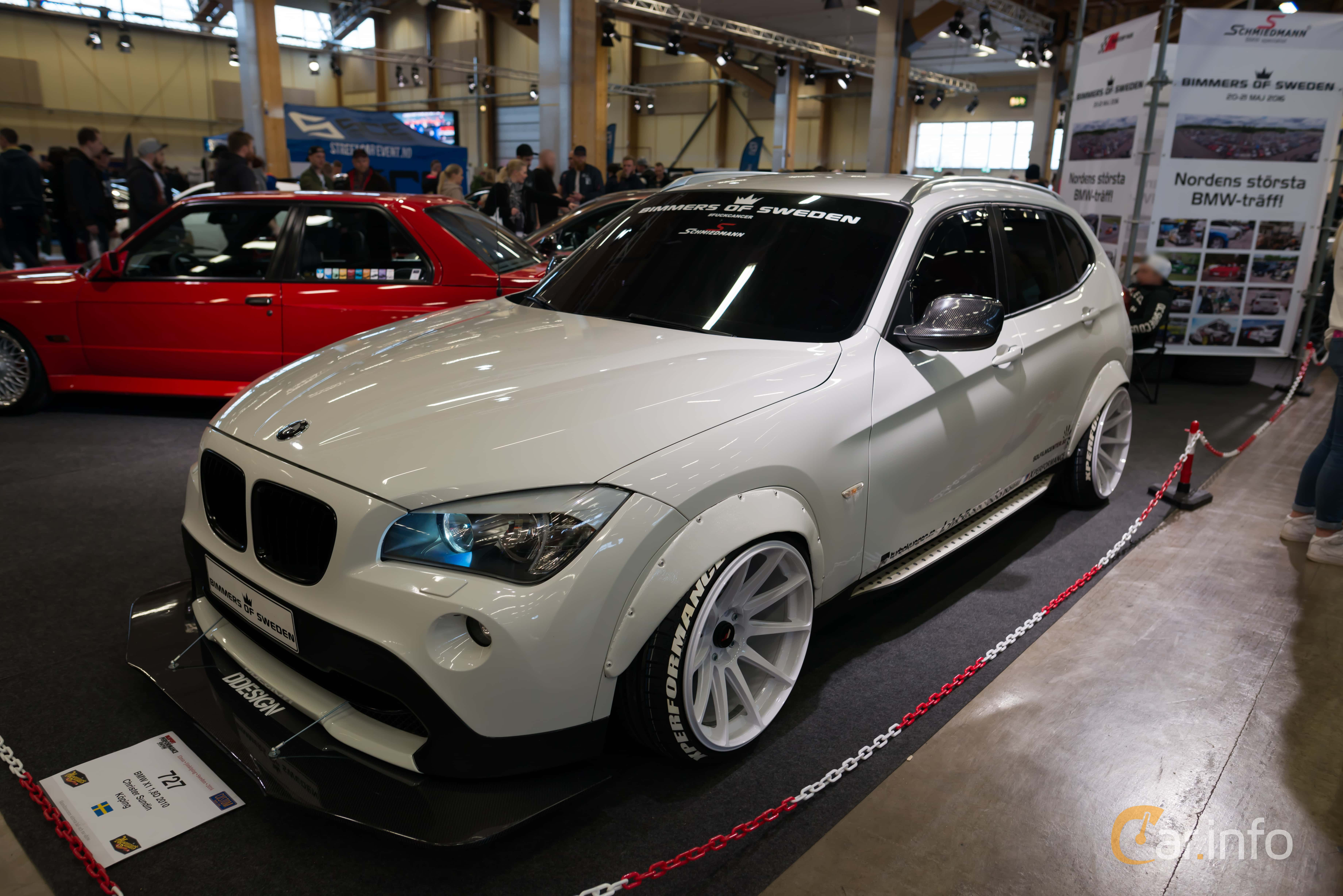 3 Images Of BMW X1 2010 By Johanb