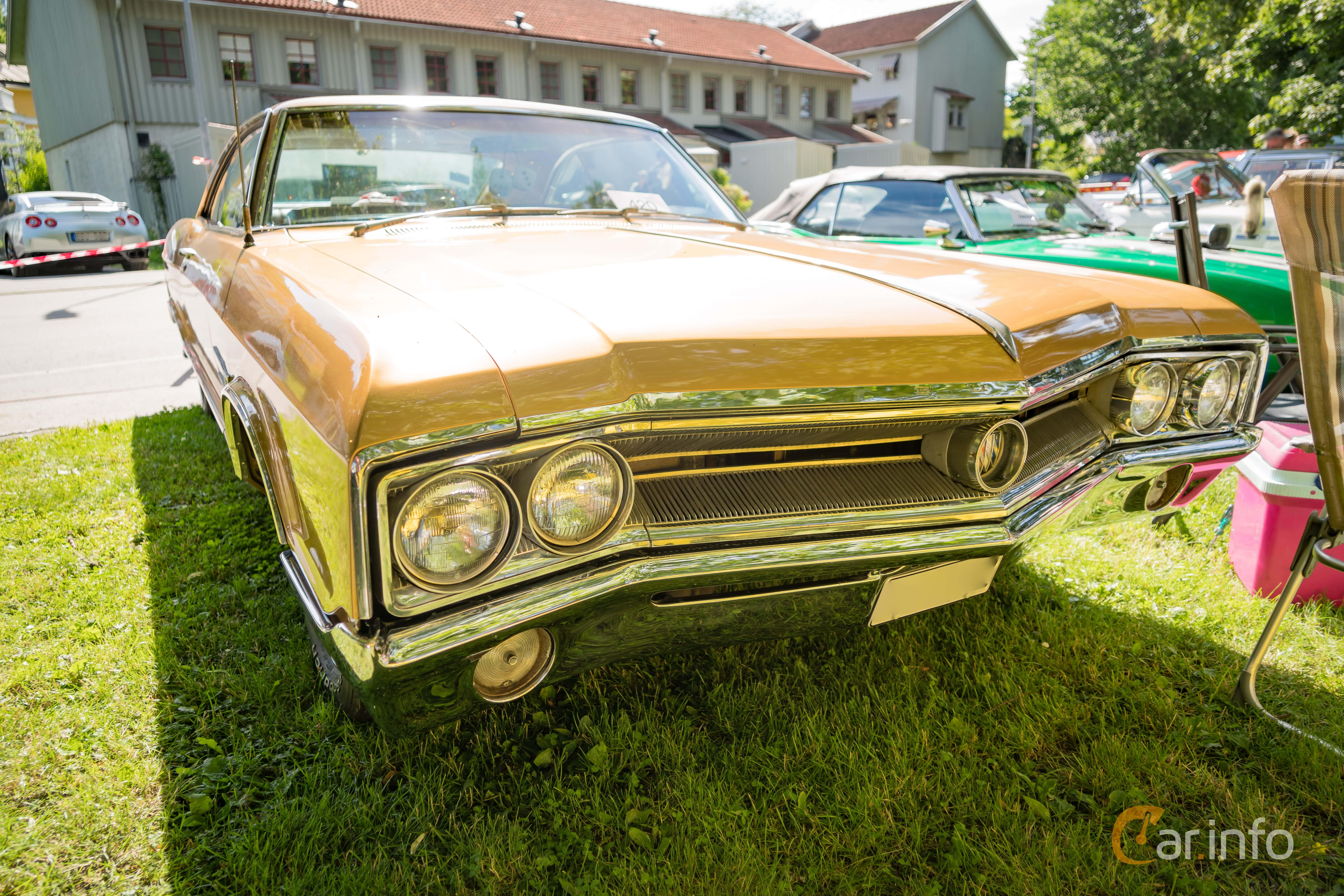 Buick Wildcat 2 Door Hardtop 66 V8 330hp 1965 By Marcusliedholm