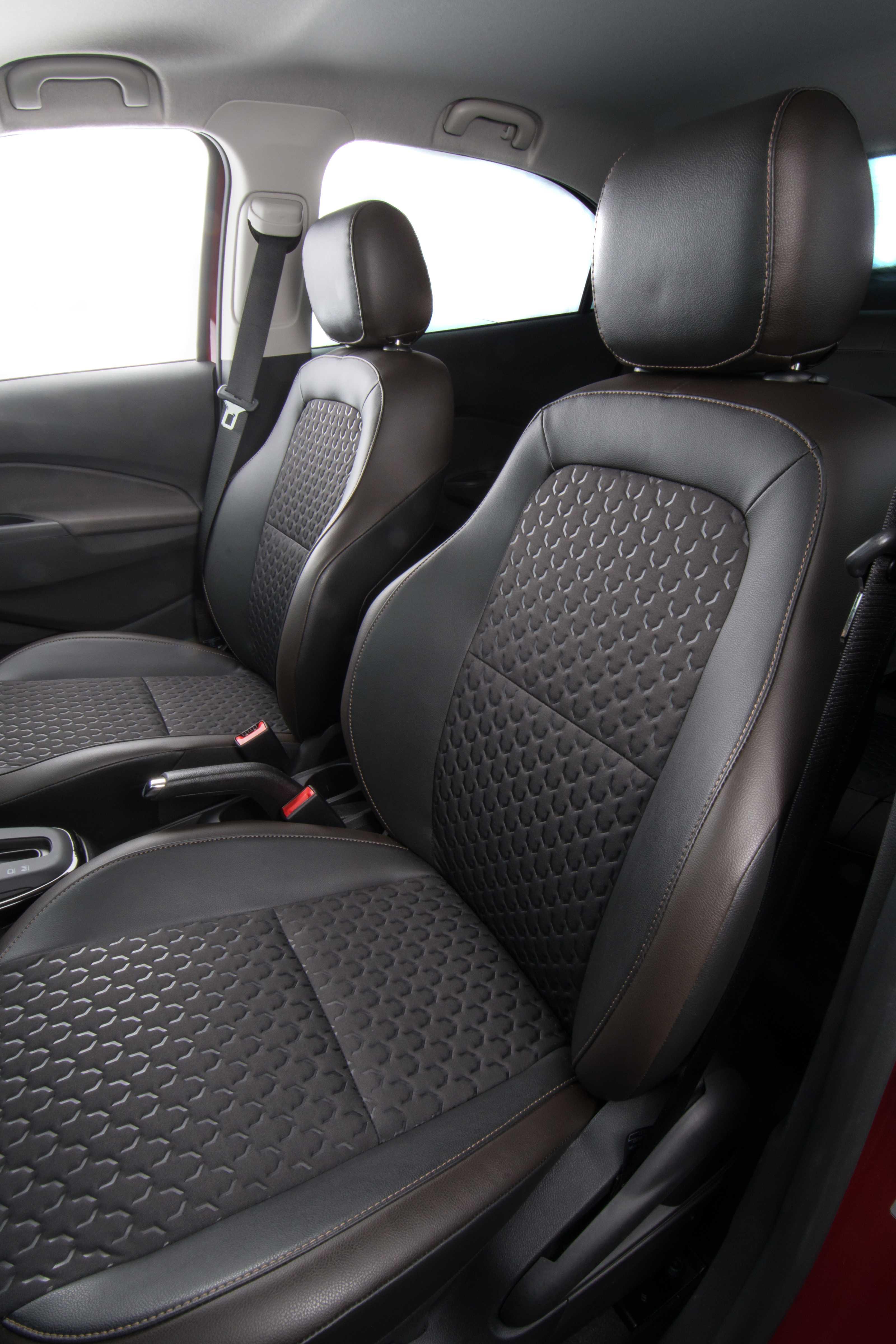Chevrolet Prisma Interior
