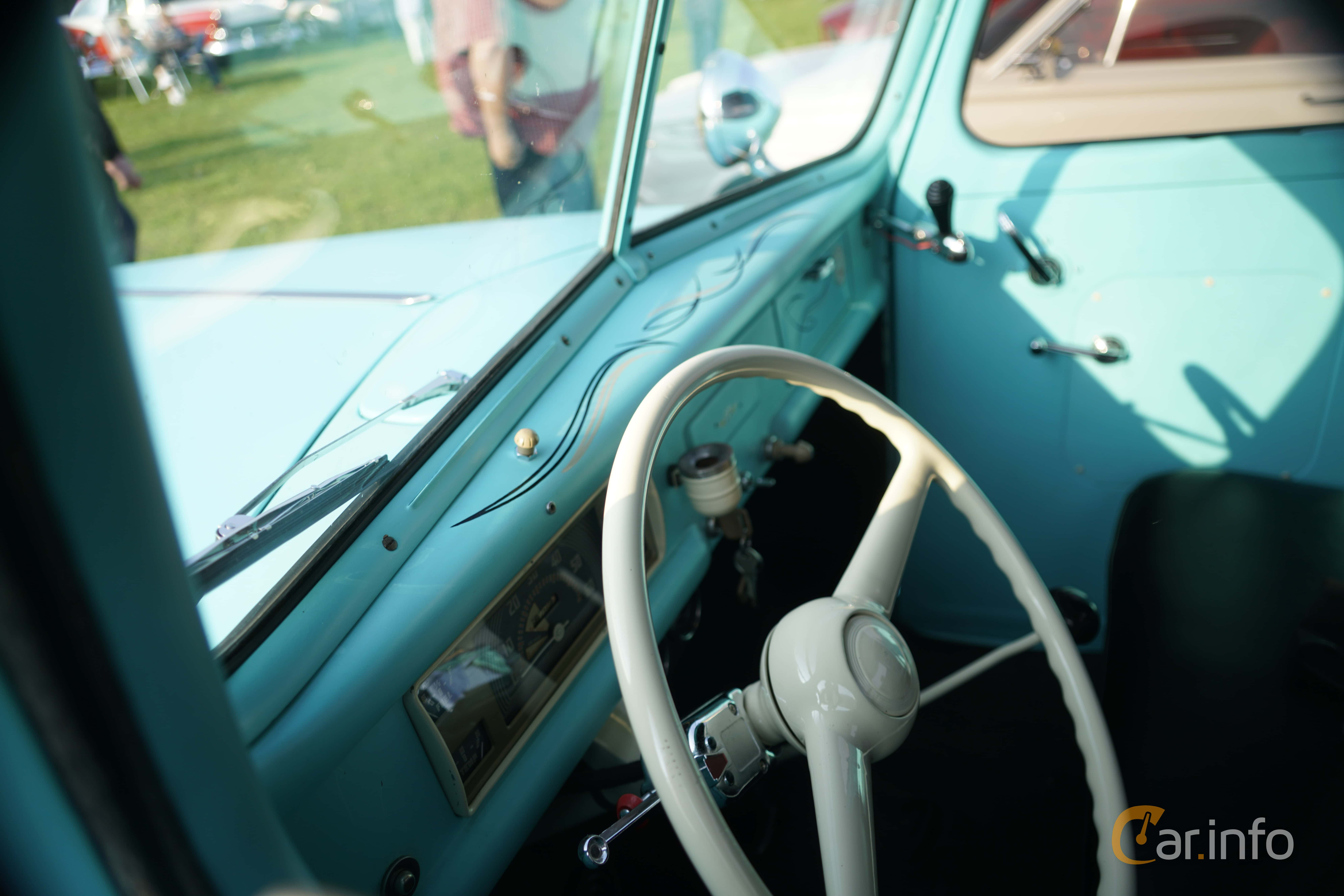 Ford Commercial By Marcusliedholm 1941 Truck Interior