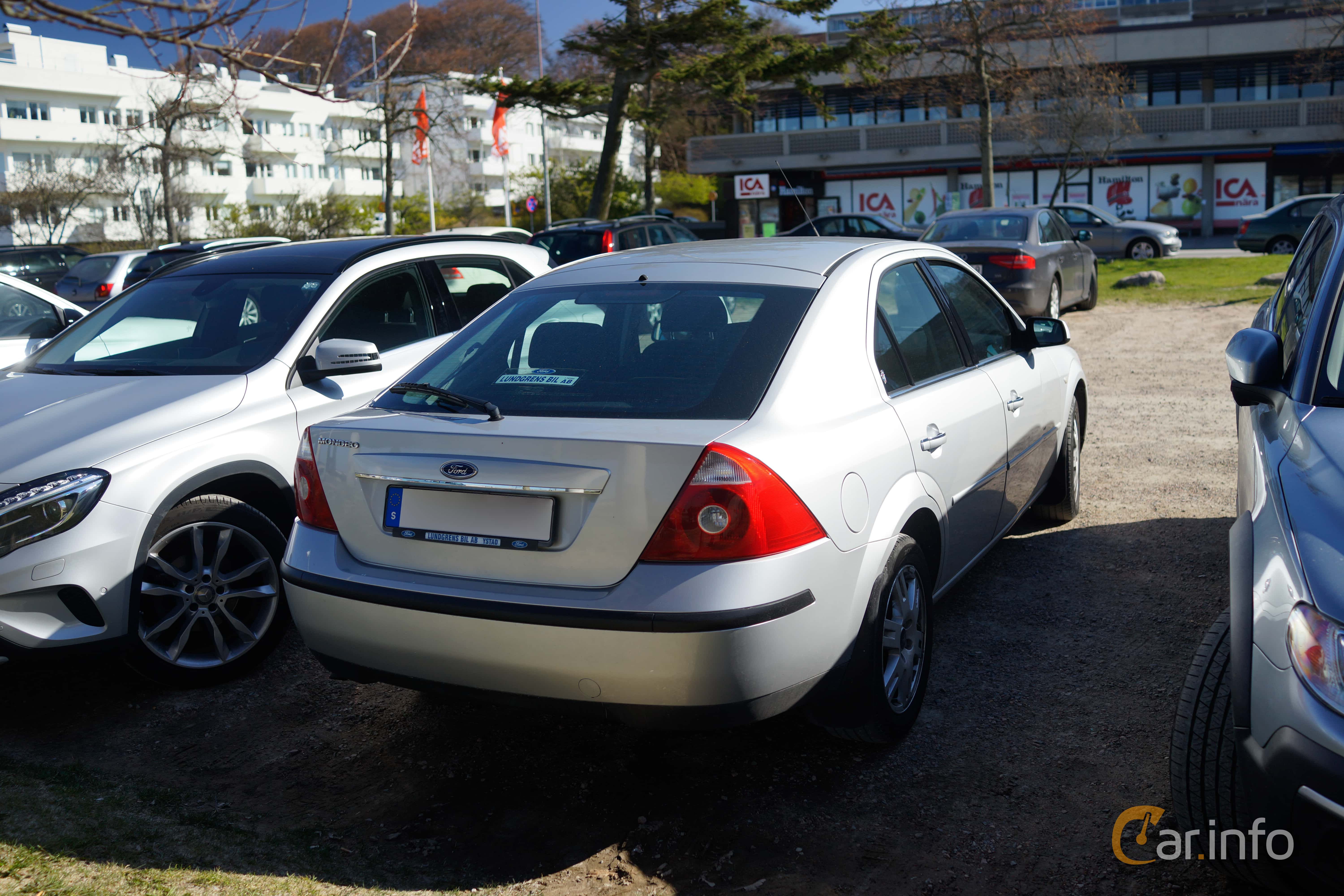 Ford Mondeo Hatchback 2 0 Manual 145hp 2004