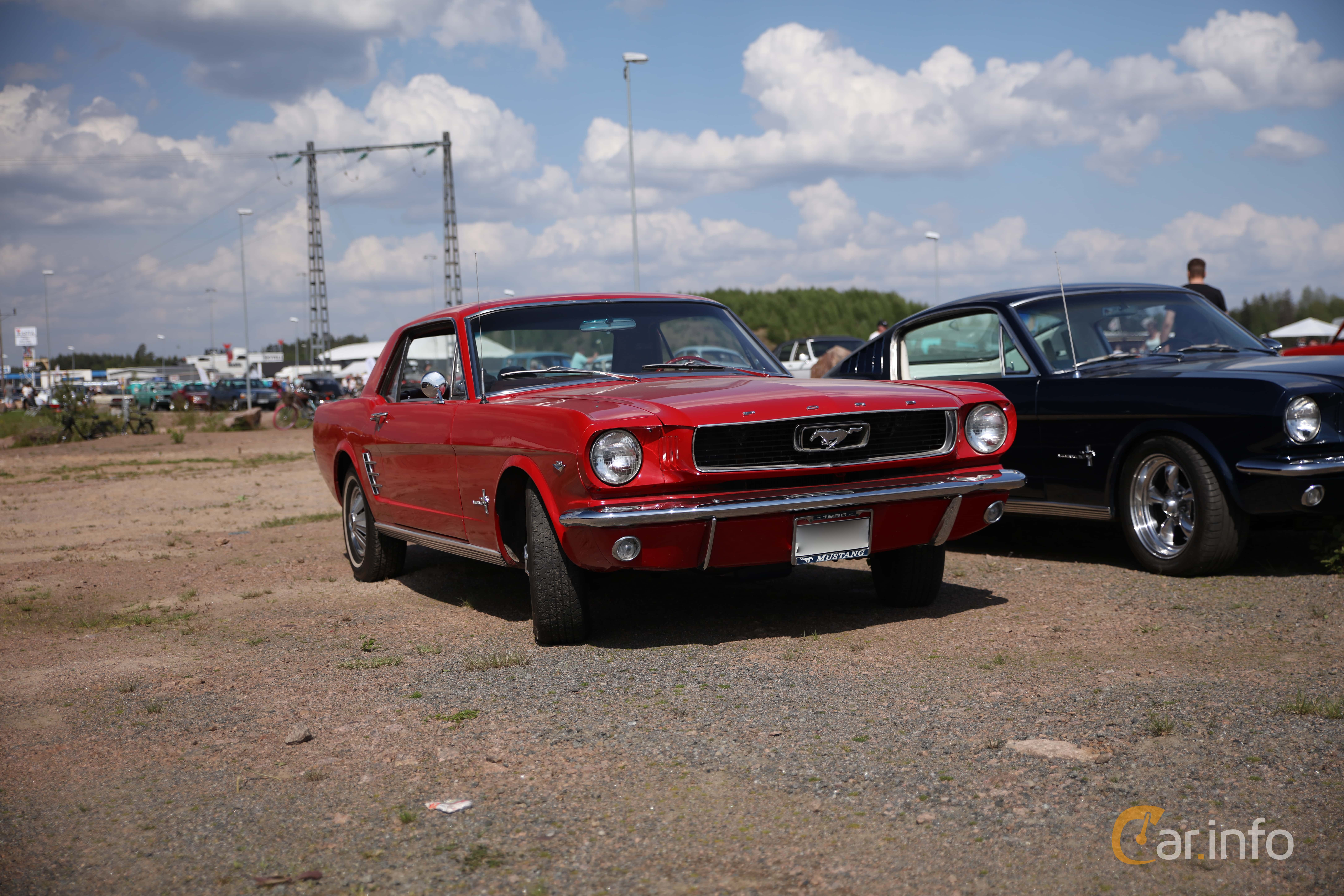 Ford mustang i 1st generation by mbe