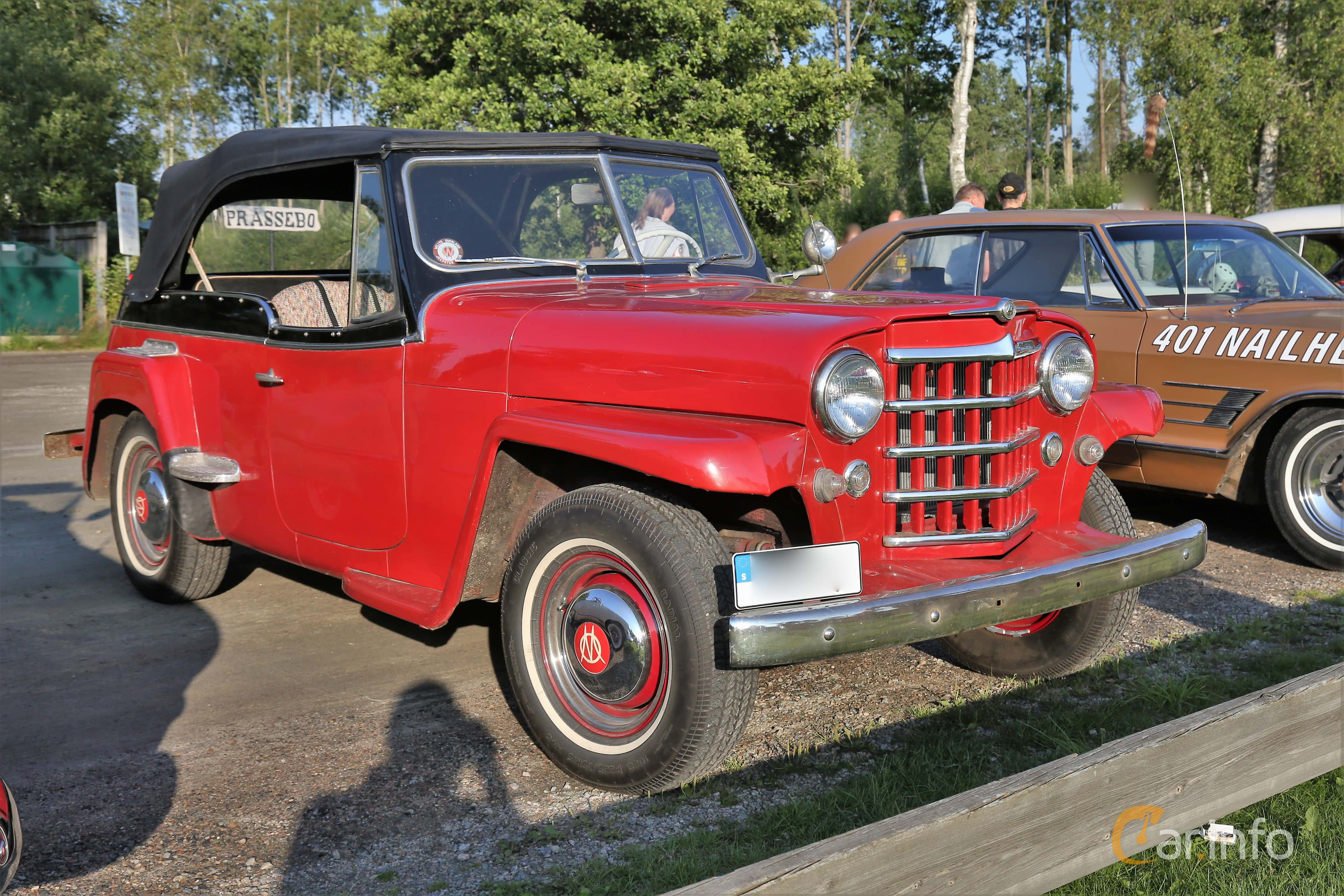 1 Images Of Jeep Jeepster 2 2 Manual 64hp 1950 By Espee