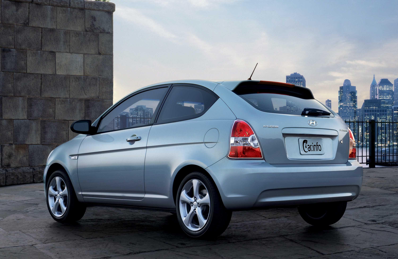 Hyundai Accent 3-door