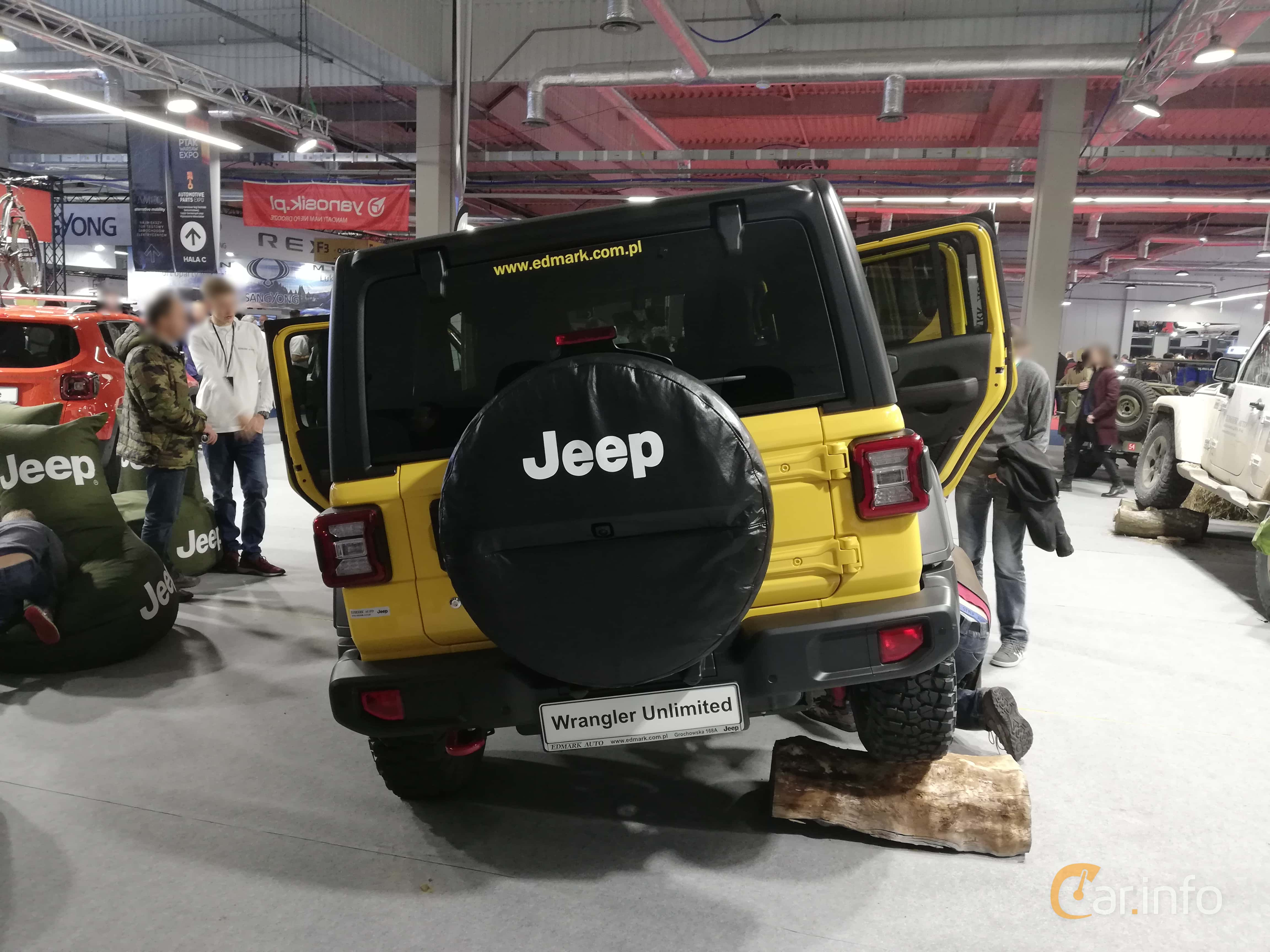 22 Images Of Jeep Wrangler Unlimited Crd 4wd Automatic 200hp Expo 2018 By Serhii Kcrzko