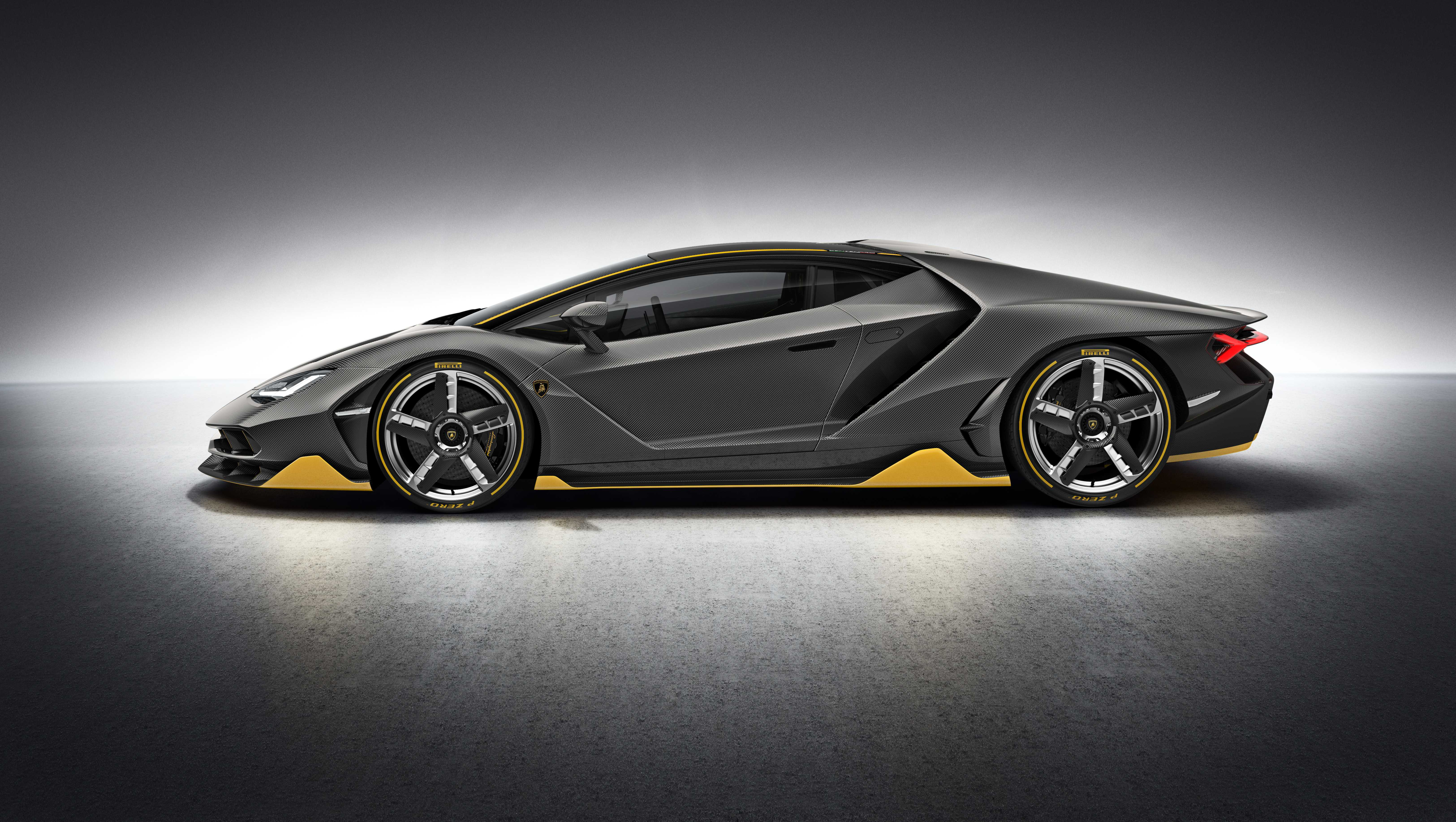 Lamborghini Centenario Lp770 4 1st Generation Semi Automatic 7 Speed