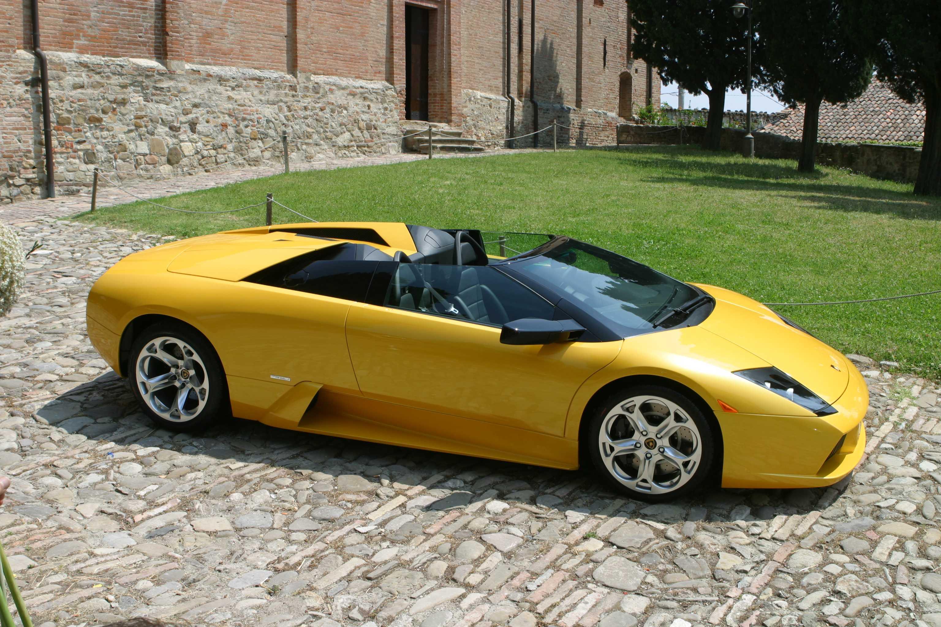 Lamborghini Murcielago Roadster 1st Generation