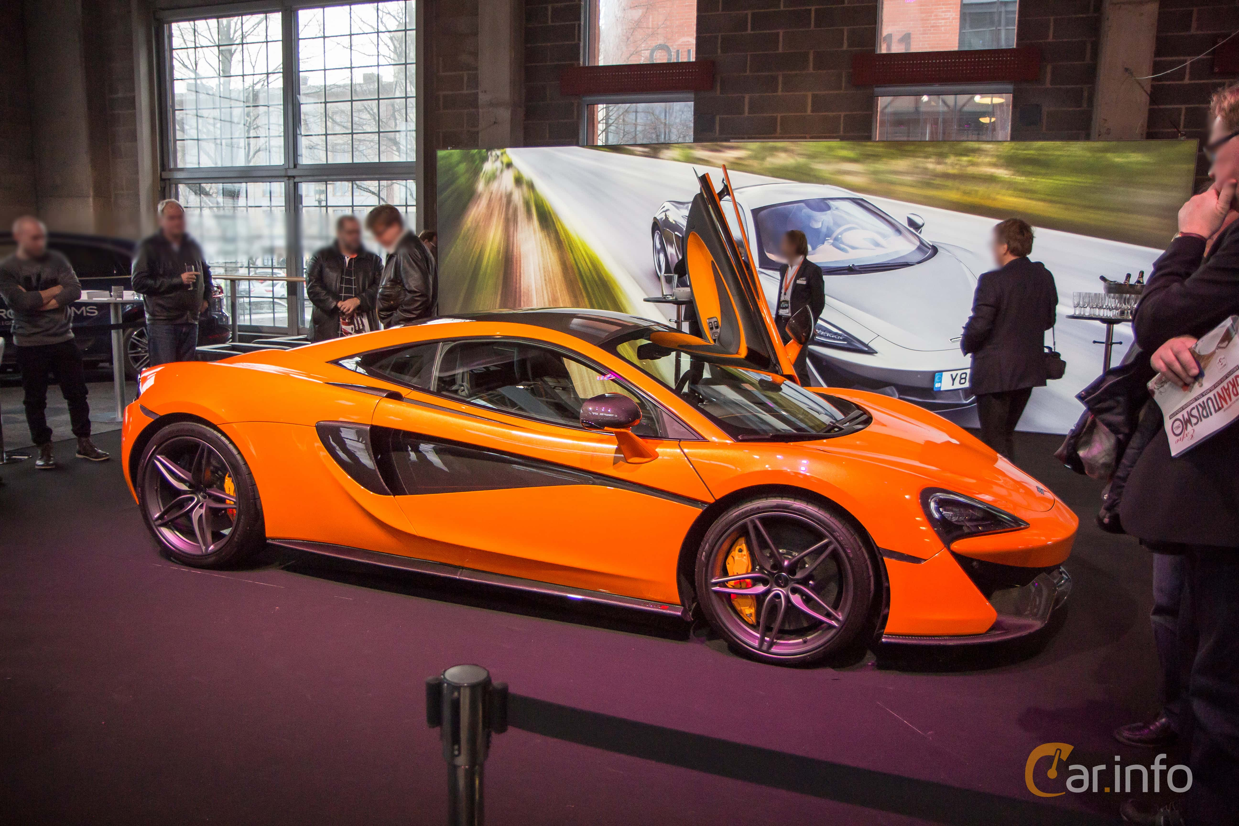 5 images of McLaren 570S 3 8 V8 DCT 570hp 2016 by franzhaenel