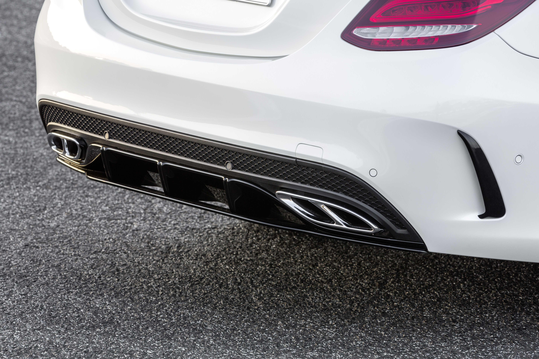 Mercedes Benz C 450 Amg 4matic 367ps 2015 2018
