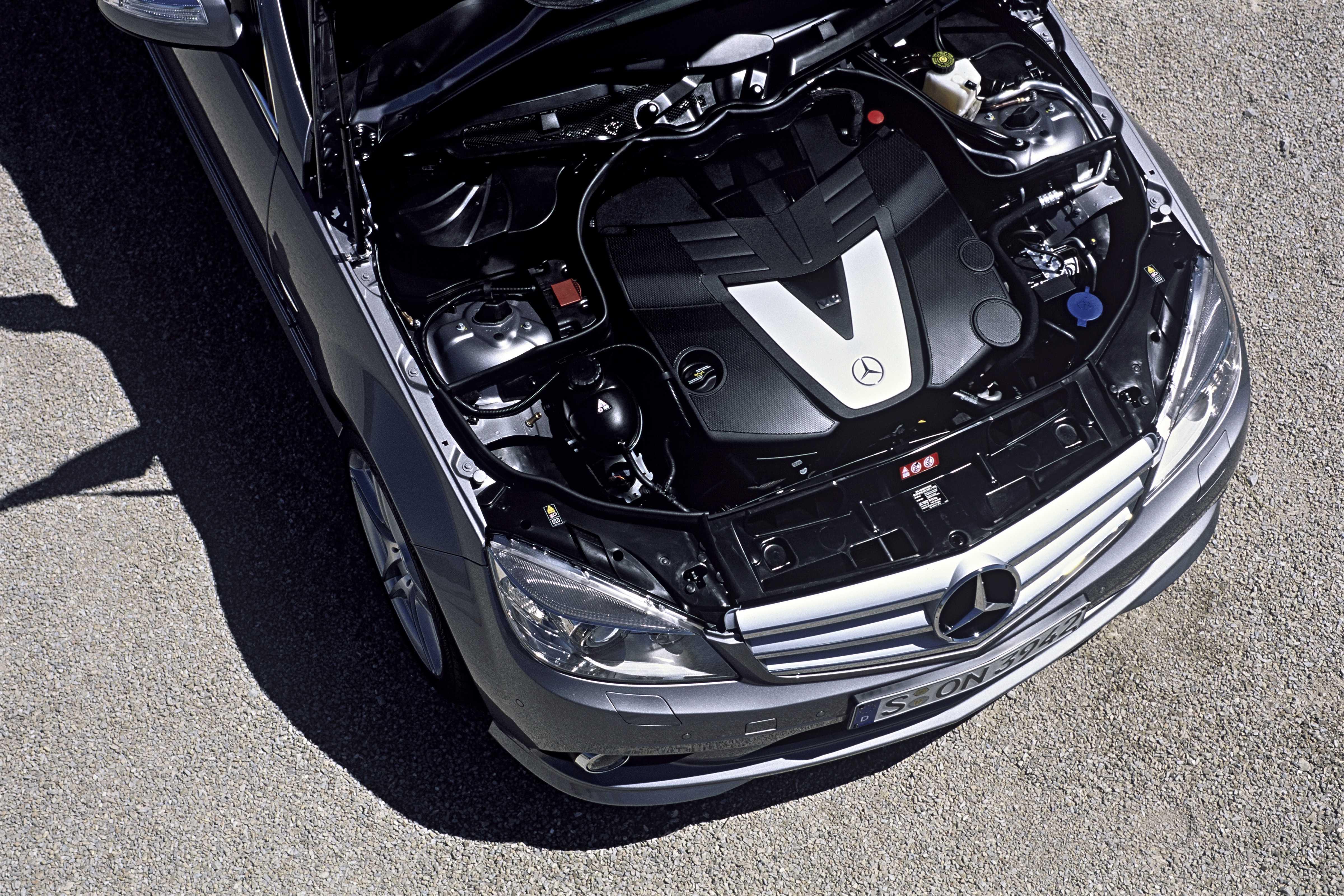 Beste Mercedes-Benz C 320 CDI generation W204, Manual, 6-speed VL-65