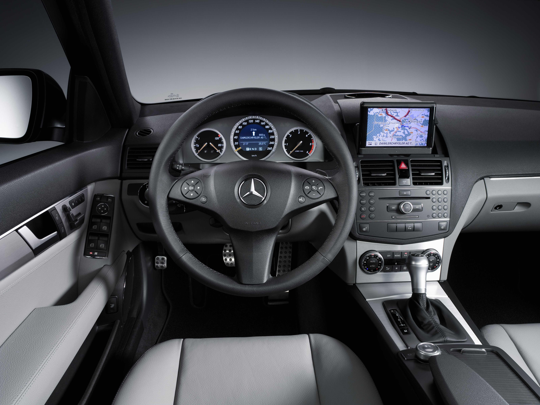 Verrassend Mercedes-Benz C 320 CDI generation W204, Manual, 6-speed MN-06