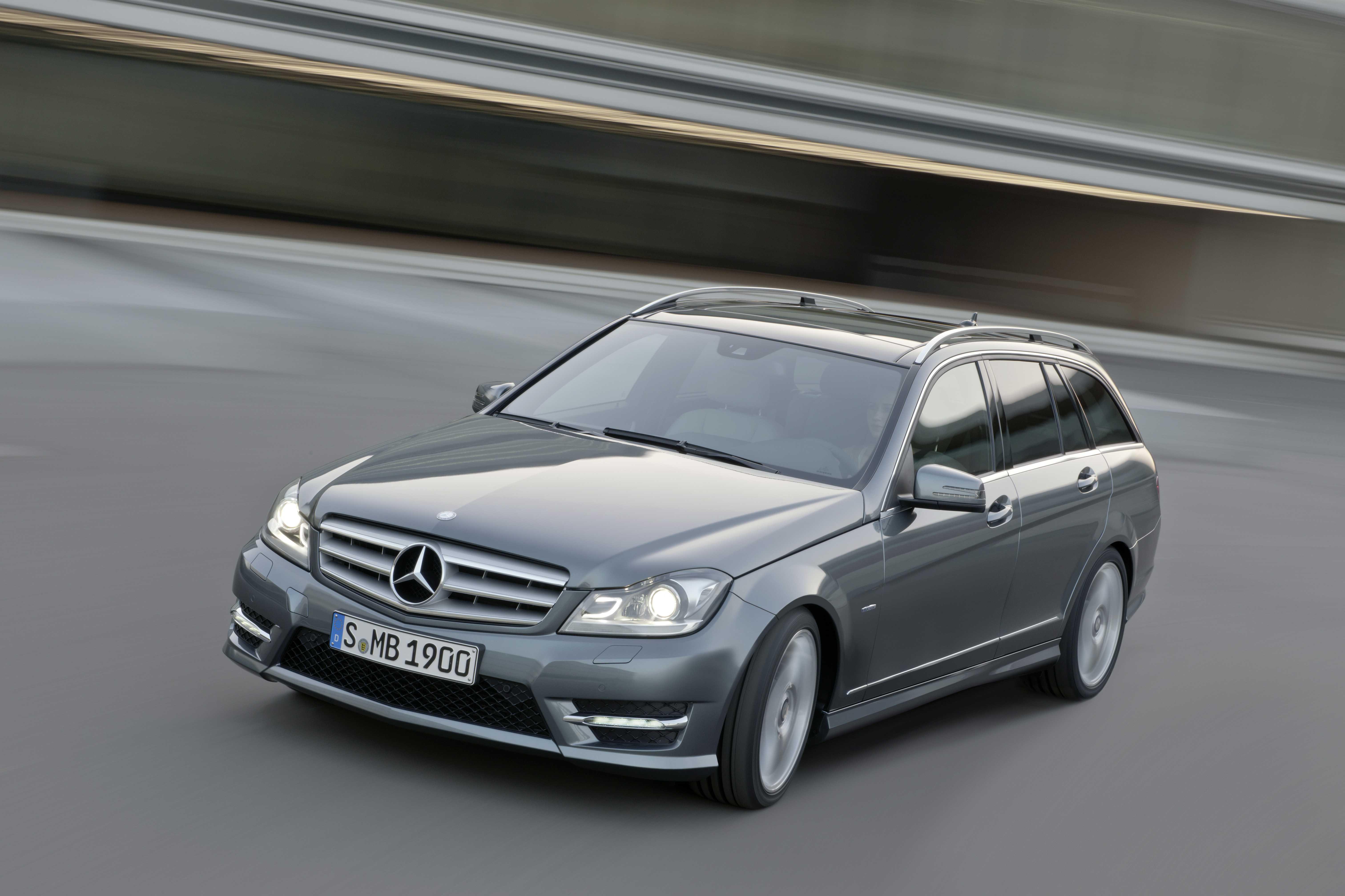 Mercedes Benz C Class W204 Facelift