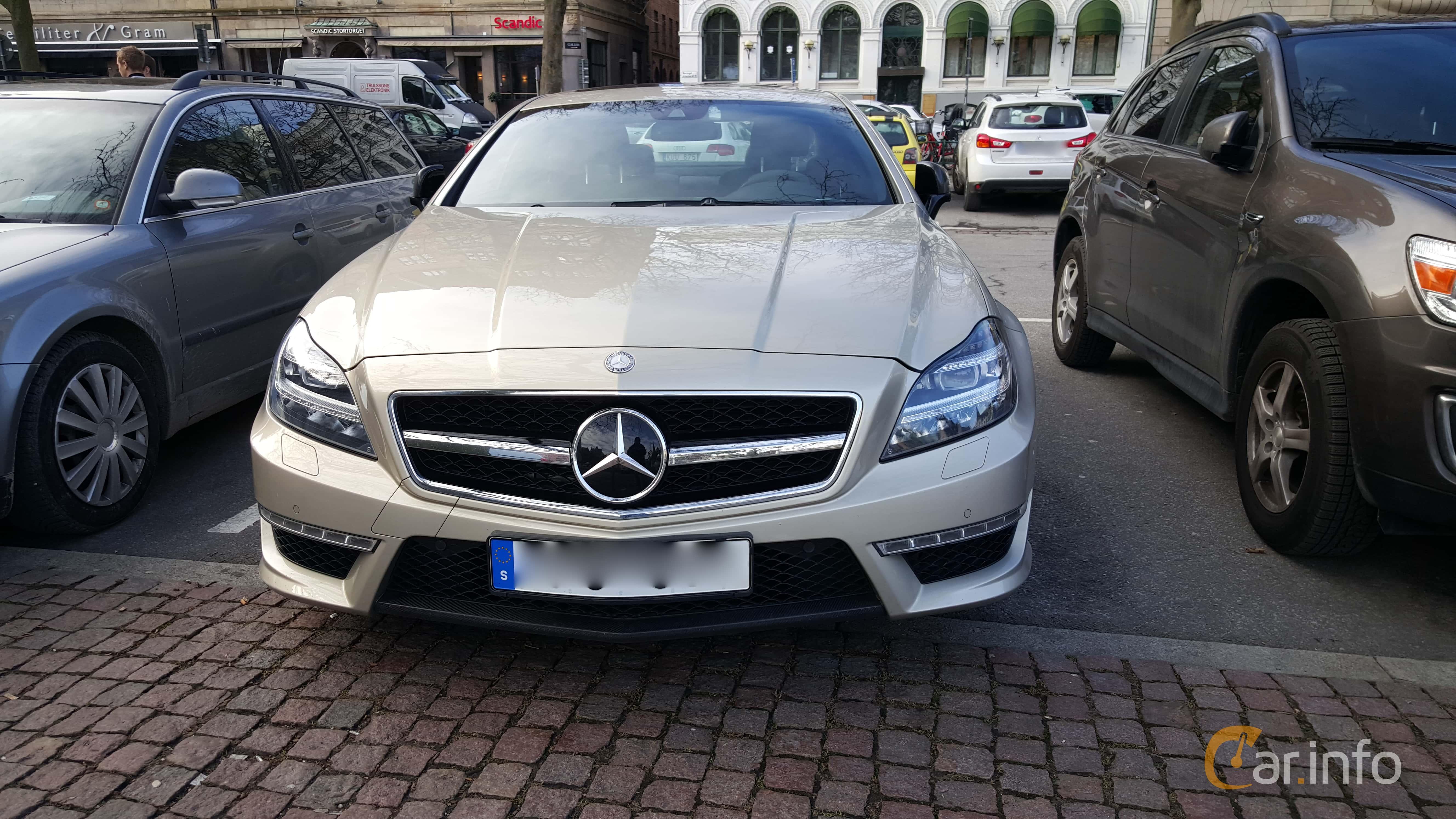 Mercedes Benz CLS Class Coupé C218 by jonasbonde