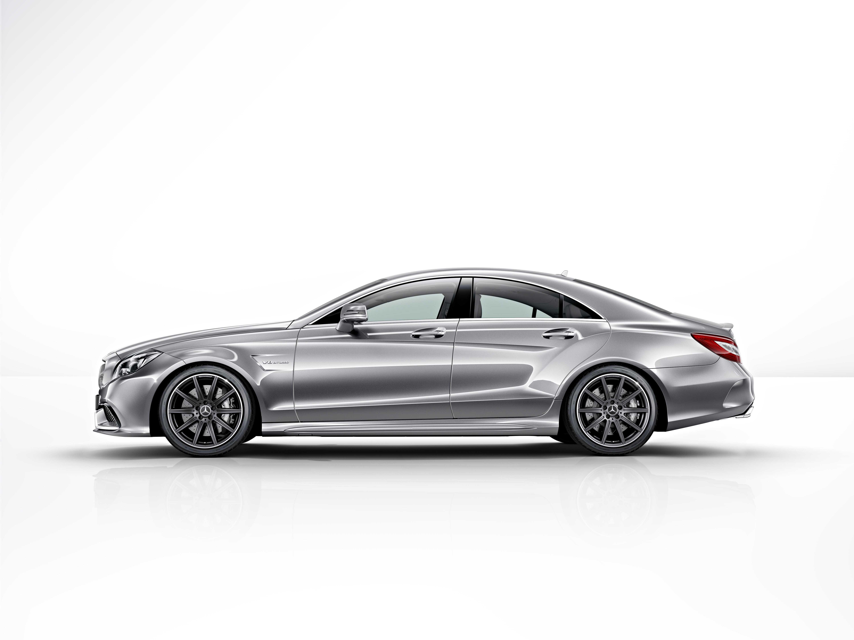 Mercedes Benz CLS 63 AMG AMG SpeedShift MCT 7 speed