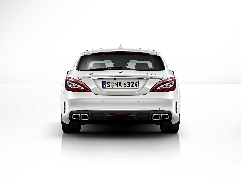 Mercedes Benz CLS 63 AMG S 4MATIC C218 Facelift
