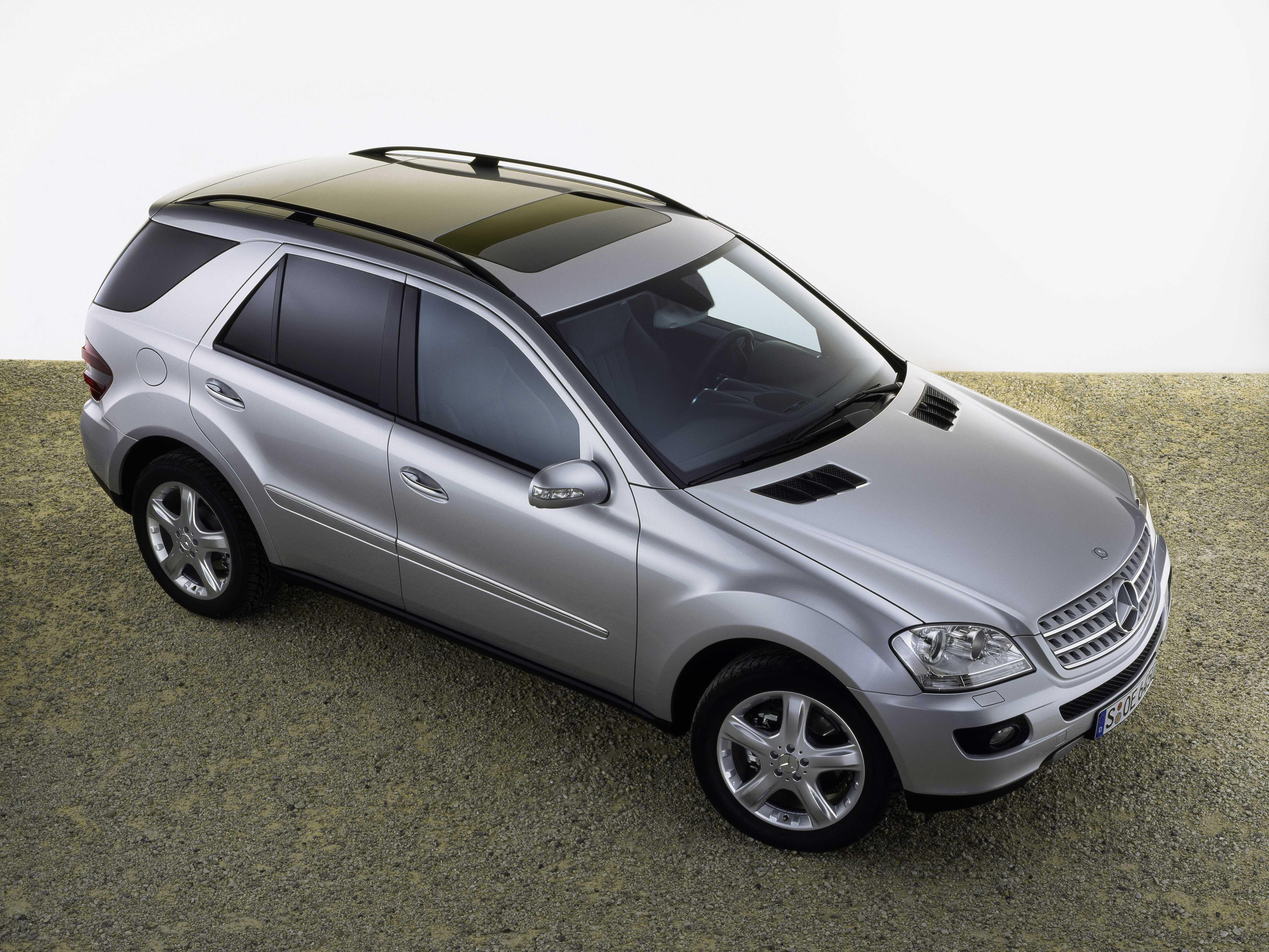 Mercedes Benz ML 350 4MATIC 7G Tronic