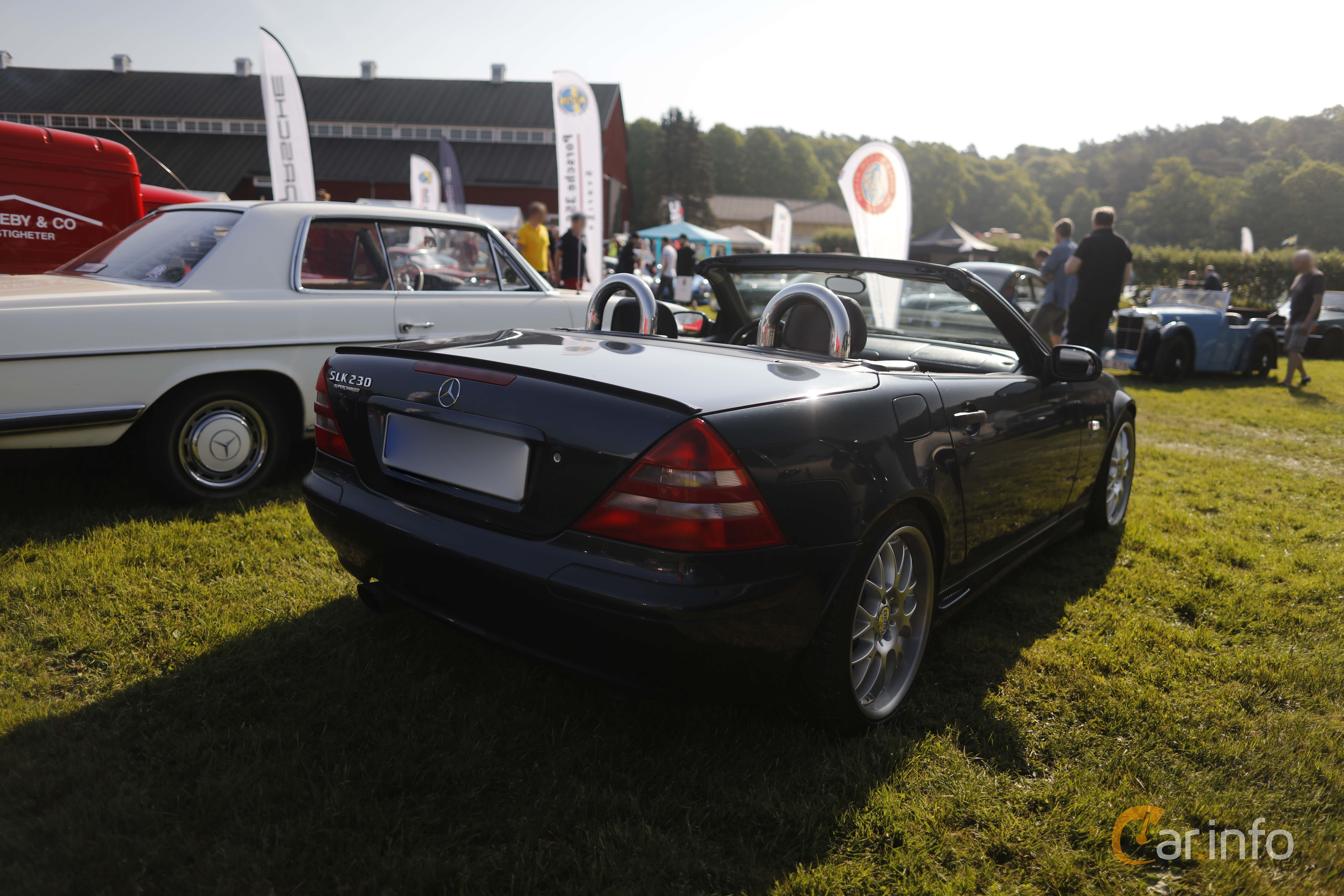 Mercedes-Benz SLK-Class Roadster R170 by jonasbonde