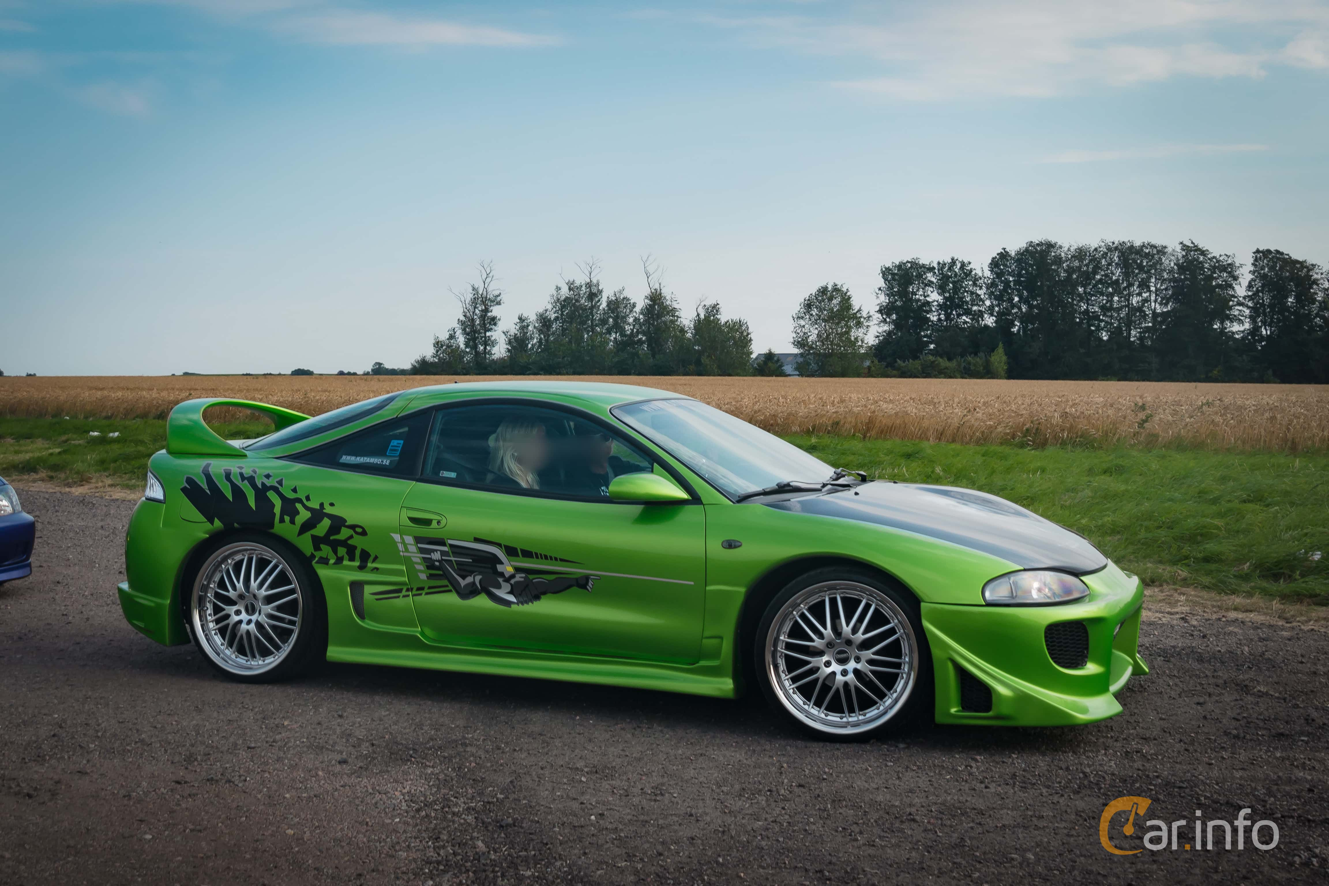 Mitsubishi Eclipse 2015 >> 3 Images Of Mitsubishi Eclipse 2 0 Manual 141hp 1997 By Marcusliedholm