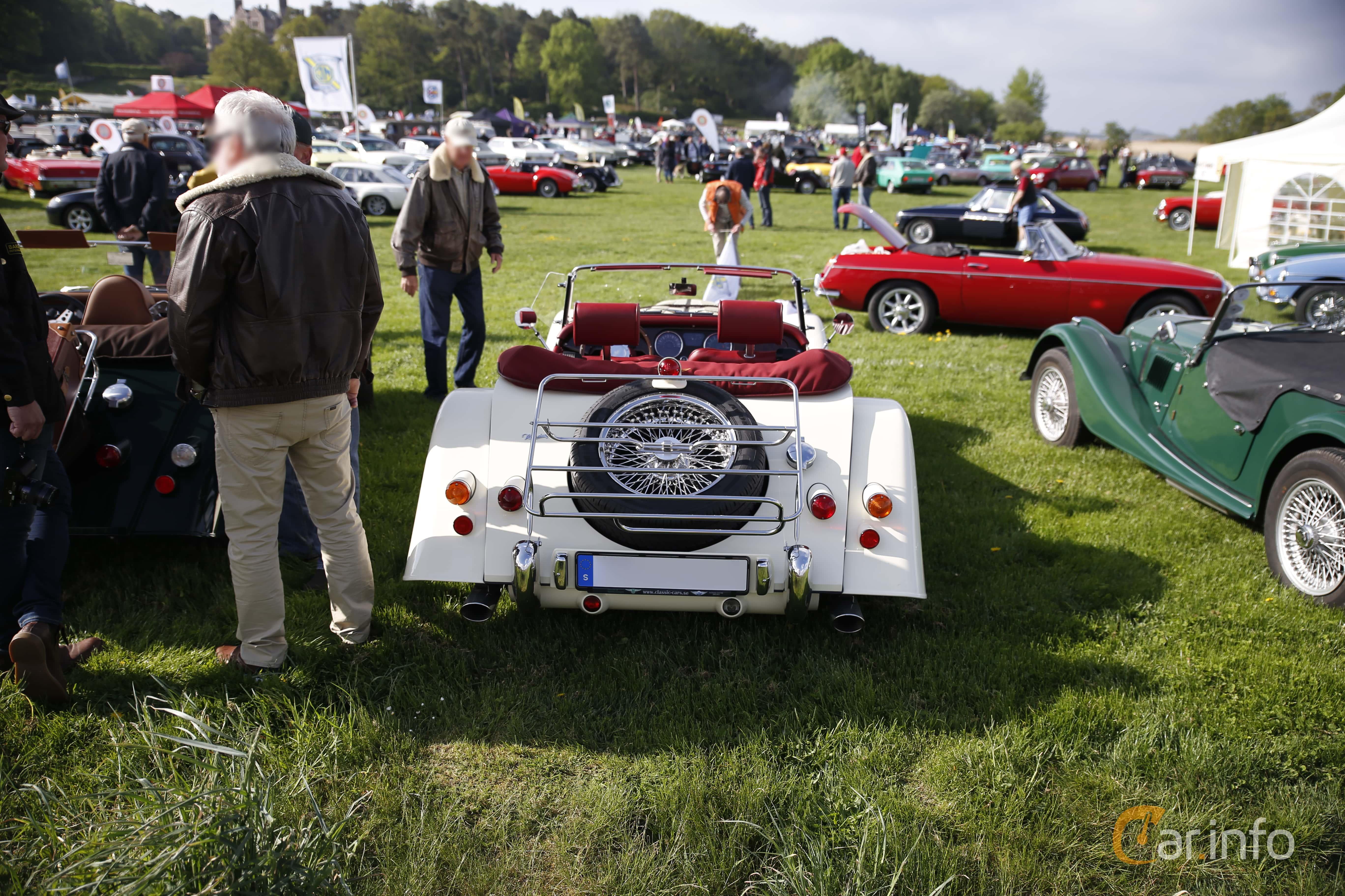 Morgan Roadster 1st Generation by franzhaenel