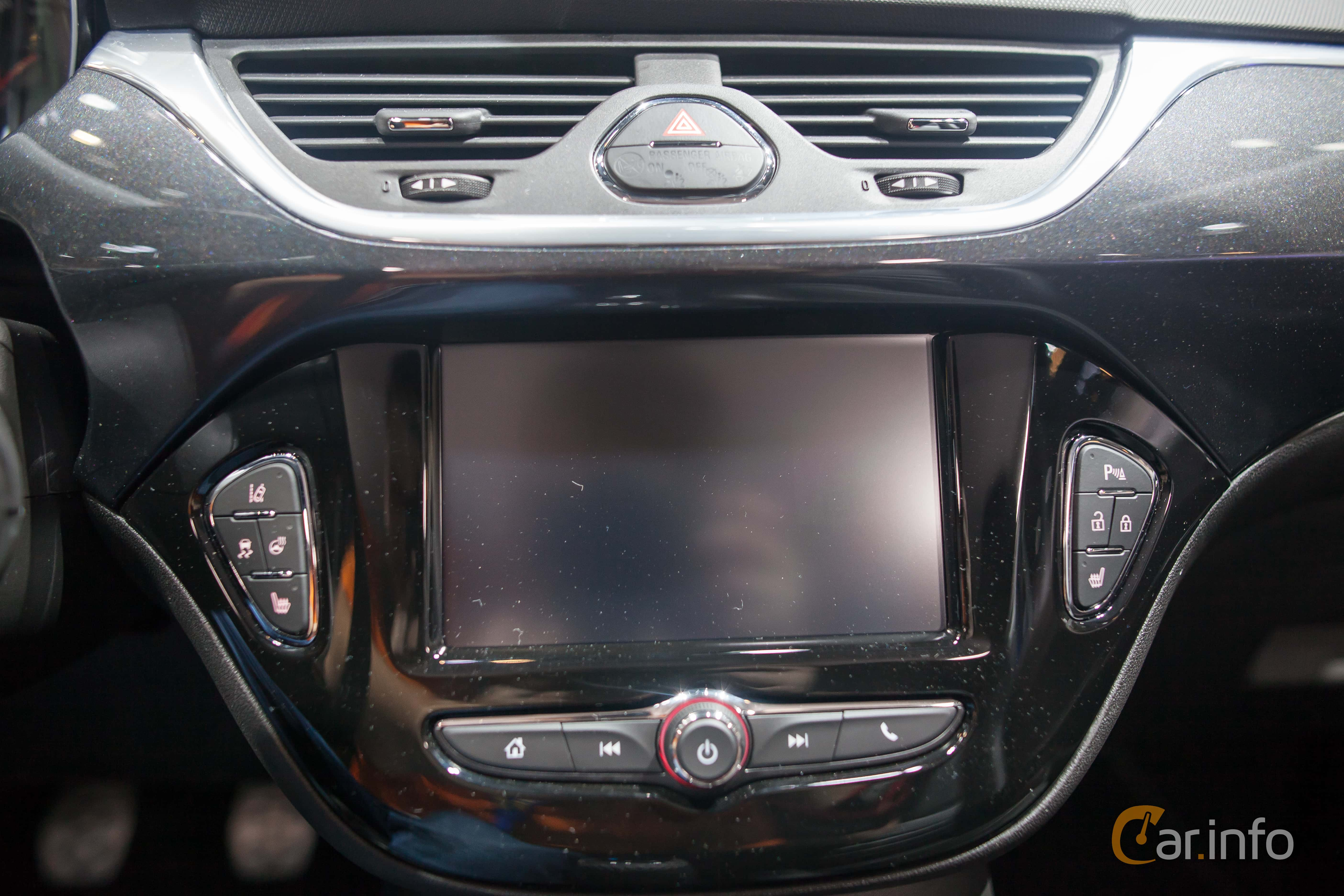 100 opel zafira interior opel reviews specs u0026 for Interior opel corsa 2017