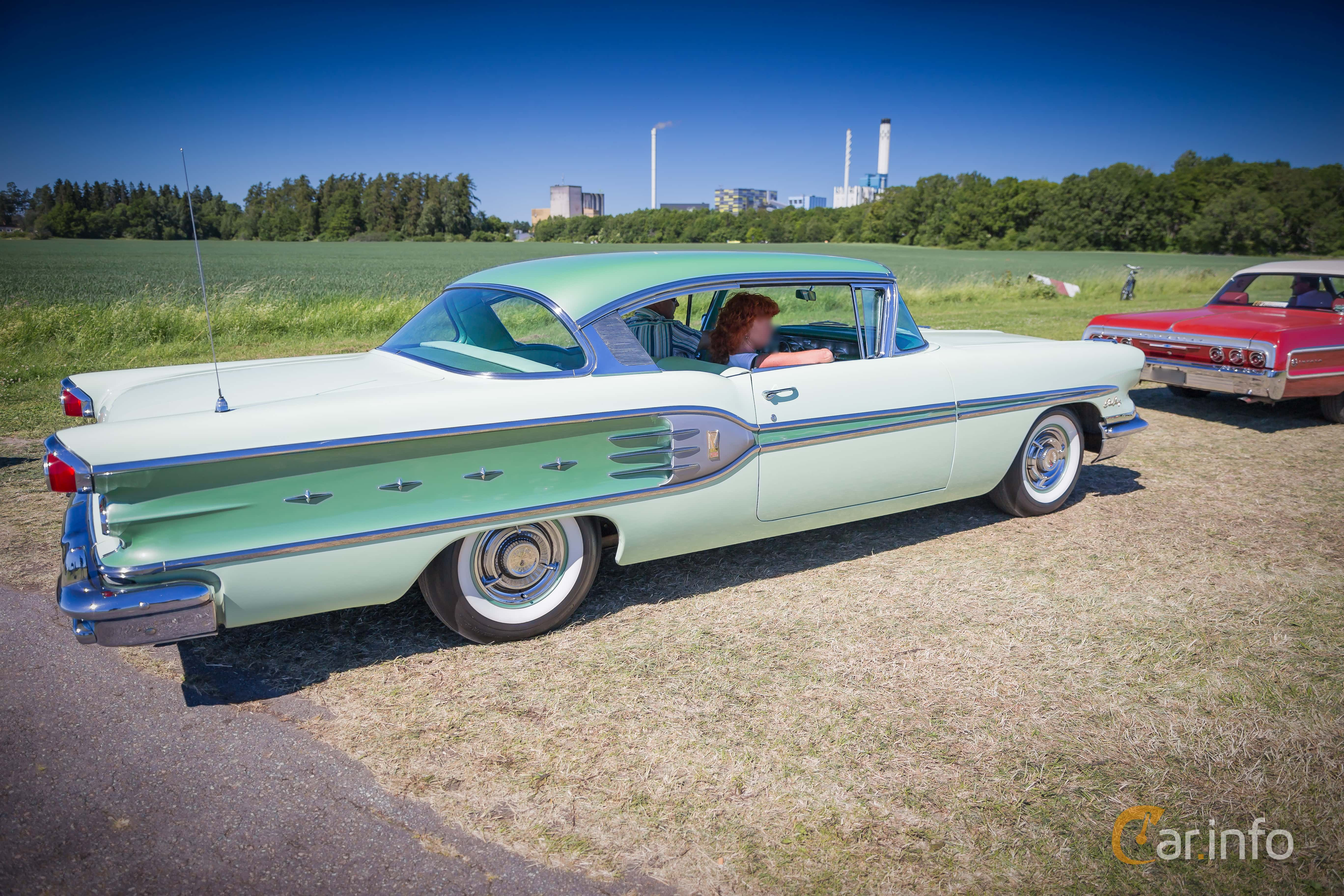 3 Images Of Pontiac Star Chief Catalina Coup 61 V8 Hydra Matic 1950 289hp 1958 By Marcusliedholm