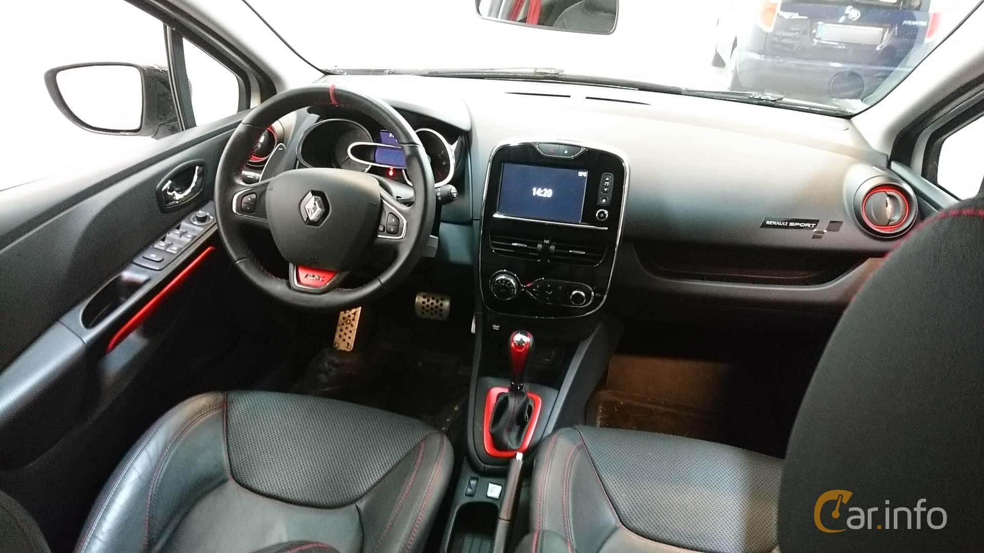 Renault Clio Rs 1 6 Tce Edc 200hp 2015 Tradingsolutions