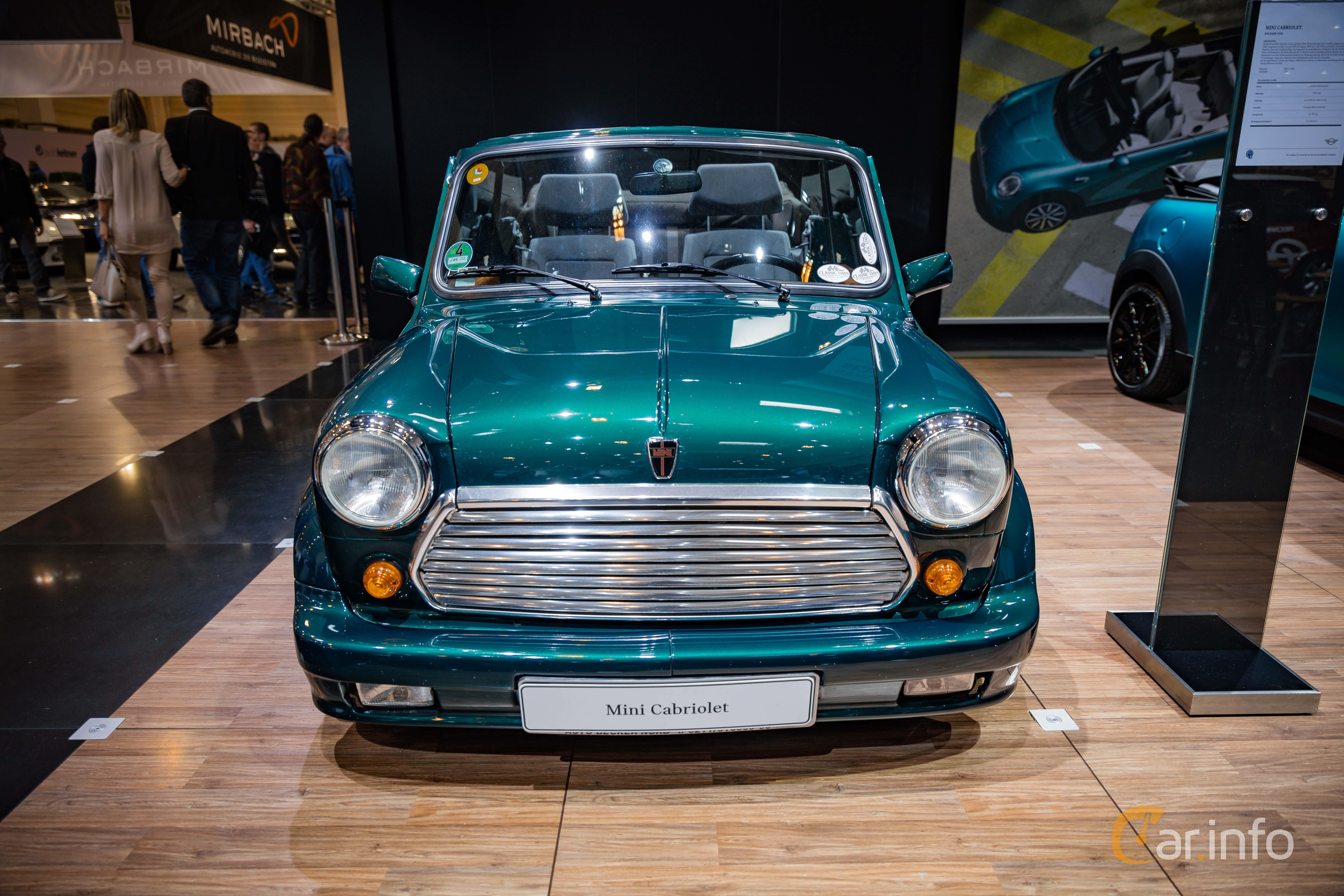 Rover Mini At Techno Classica Essen 2016