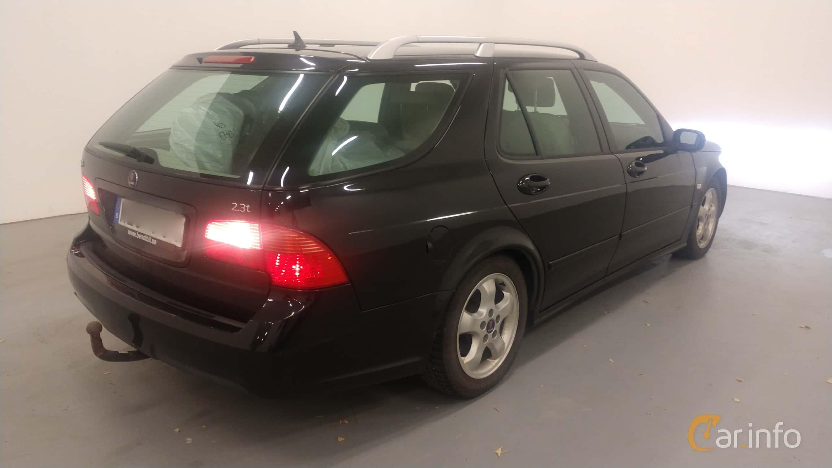 Saab 9 5 Sportcombi Back Side 1 665640