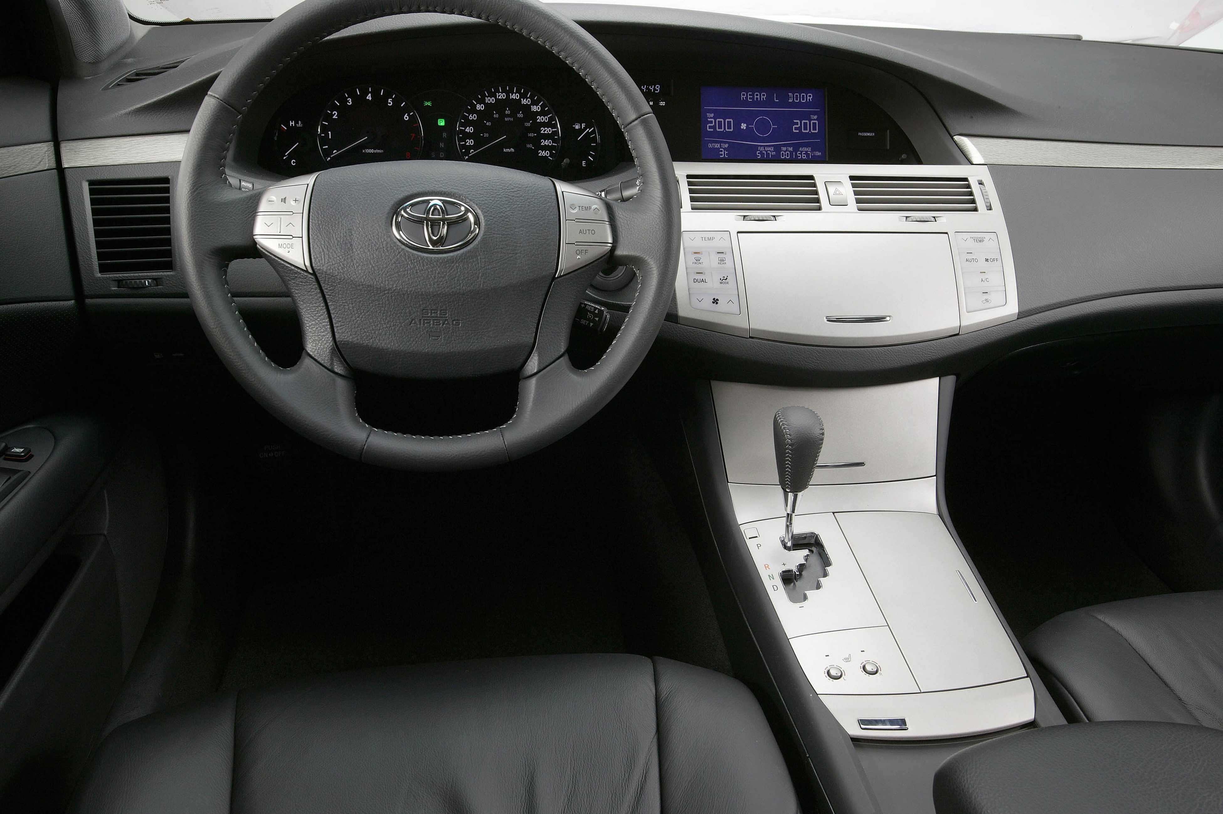 Toyota Avalon Generation Gsx30 3 5 V6