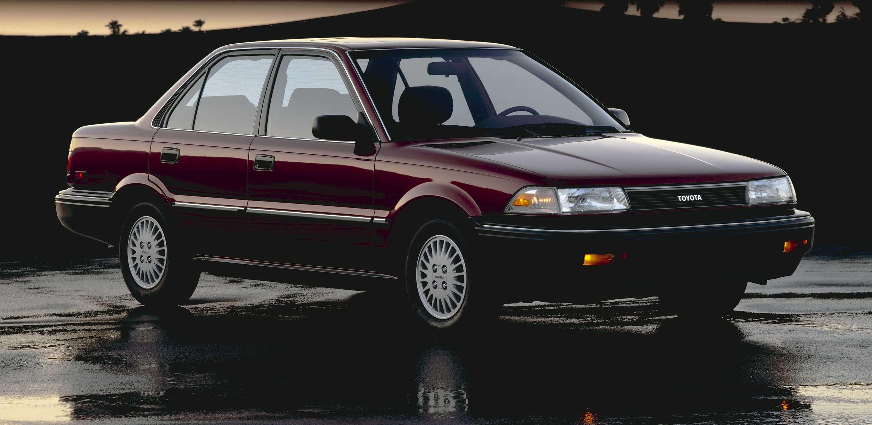 Kelebihan Toyota Corolla 1989 Harga