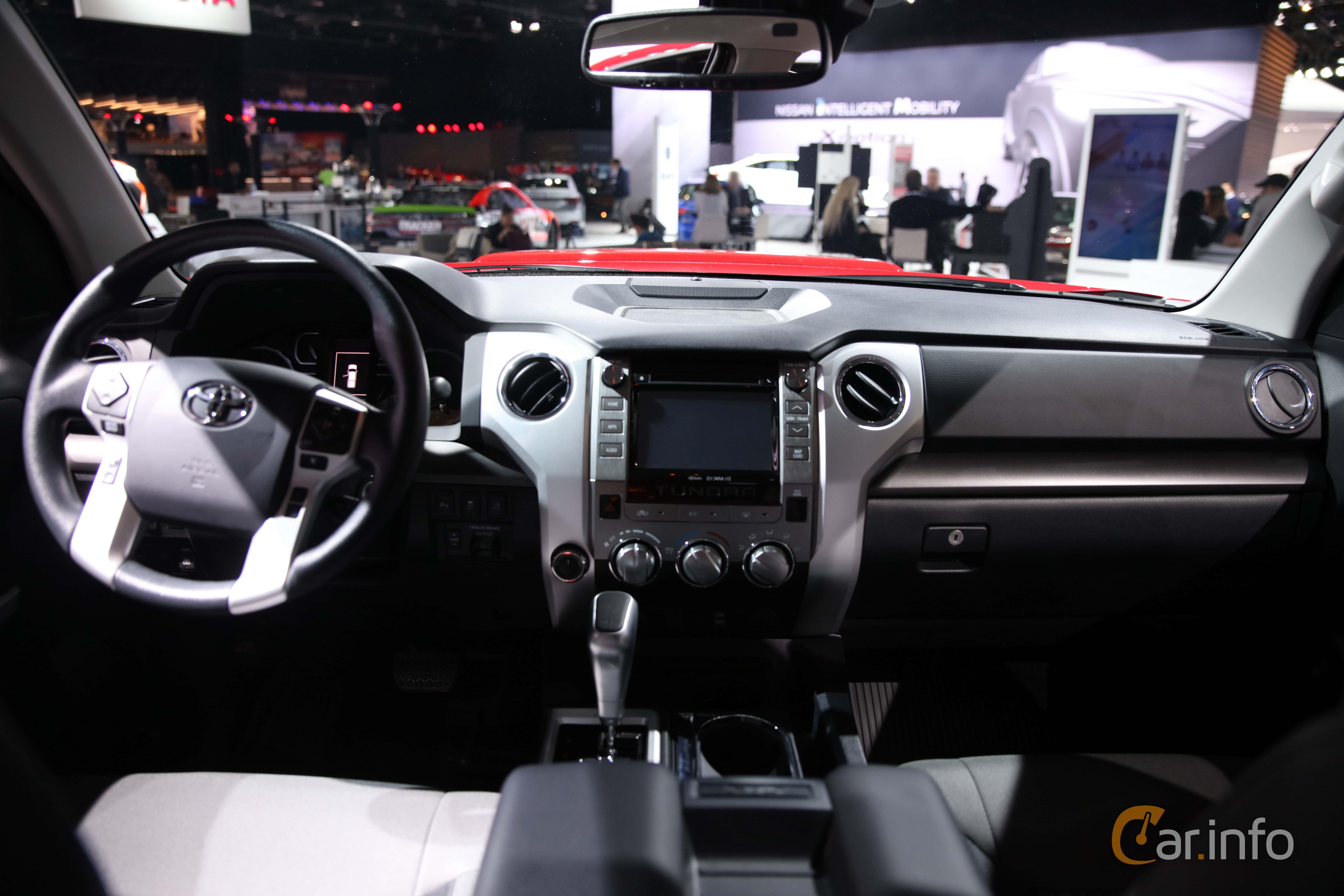 interiors tundra lnterior new the crewmax toyota interior car
