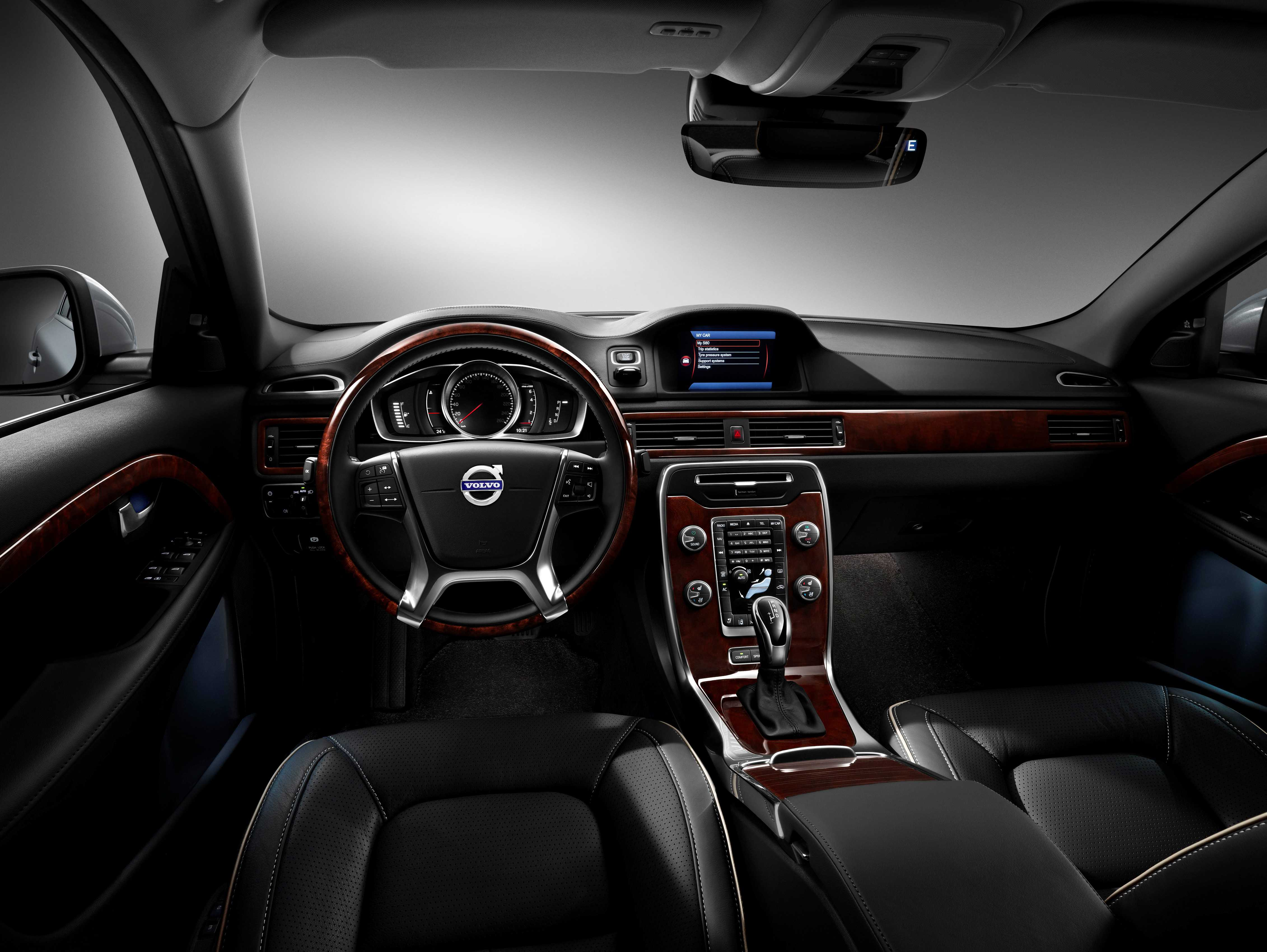 2016 Volvo S80 >> Volvo S80 D4 Geartronic 181hp 2016